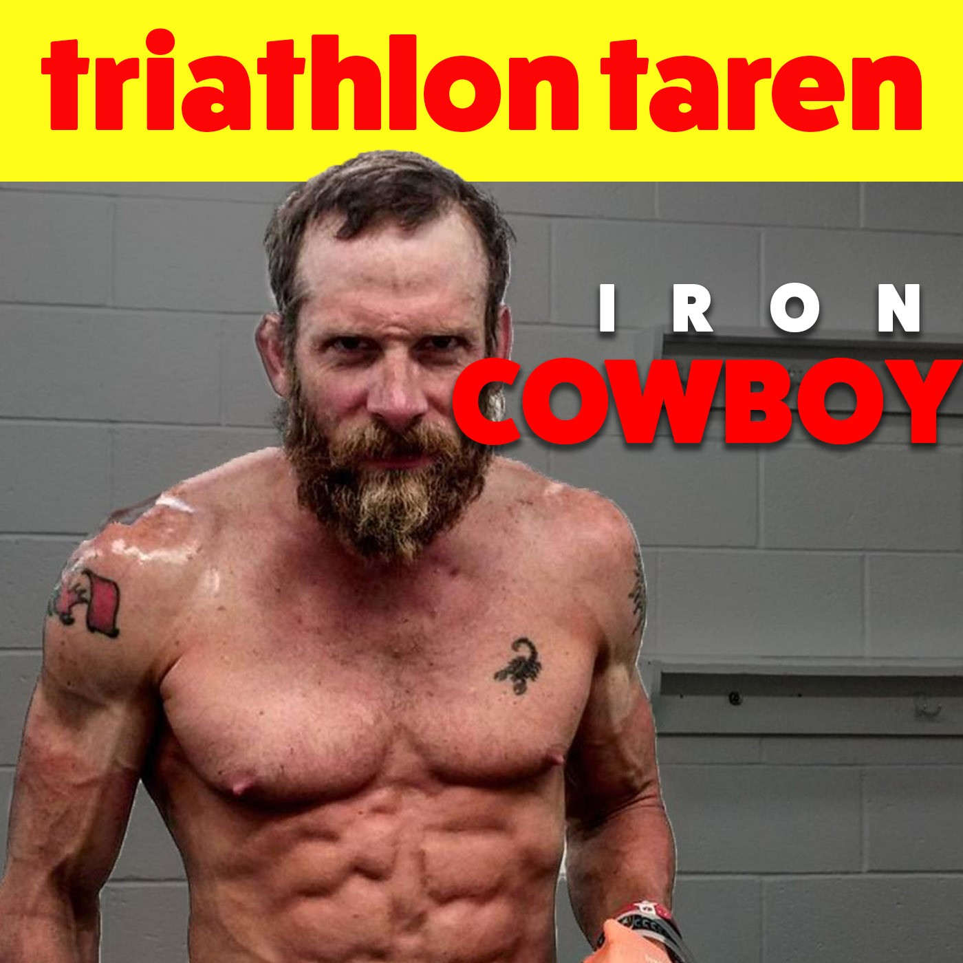 Iron Cowboy Podcast Thumbnail