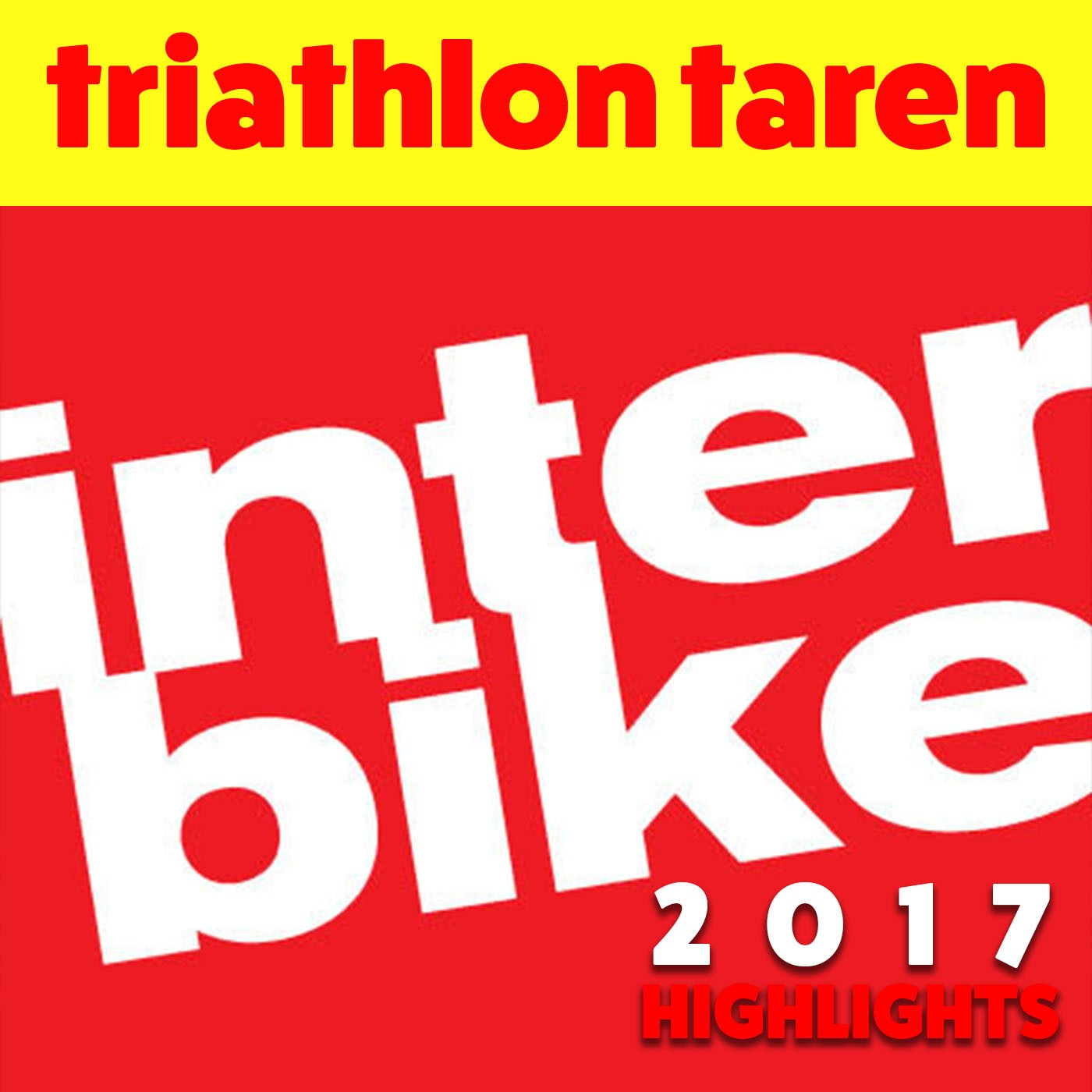 Interbike Highlights Podcast Episode Art