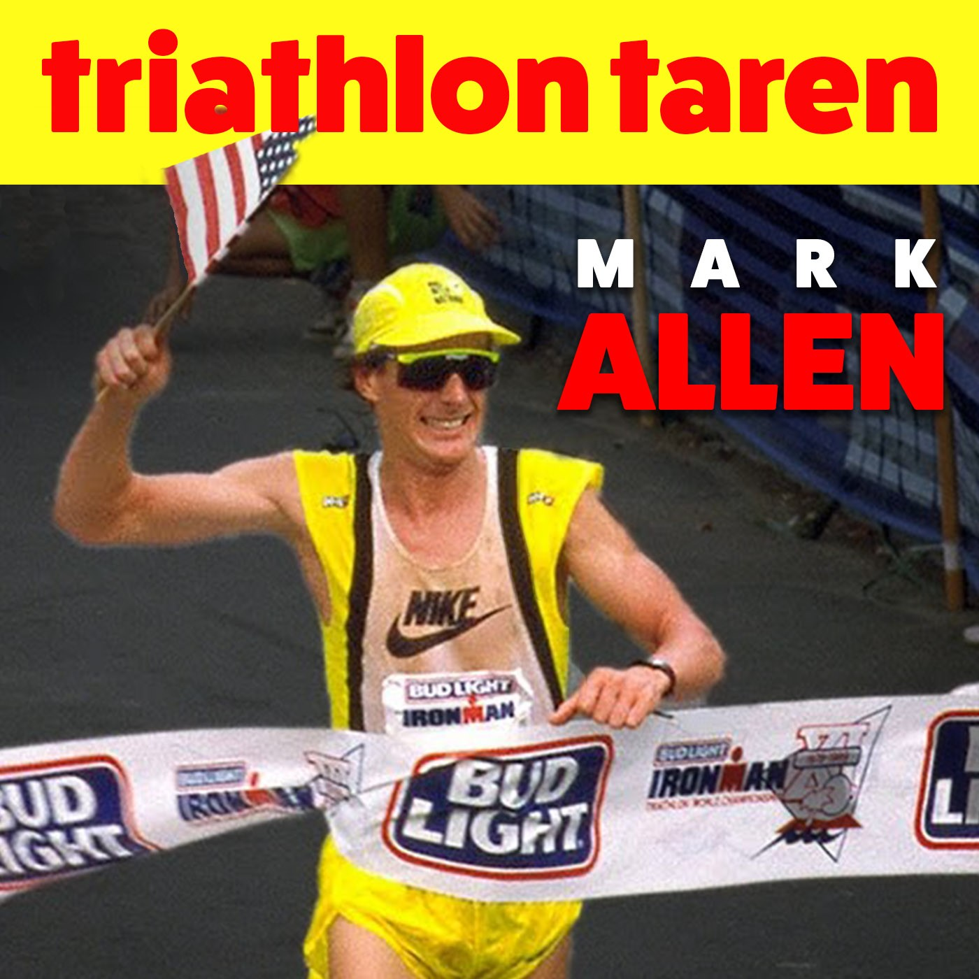 Mark Allen Podcast Thumbnail