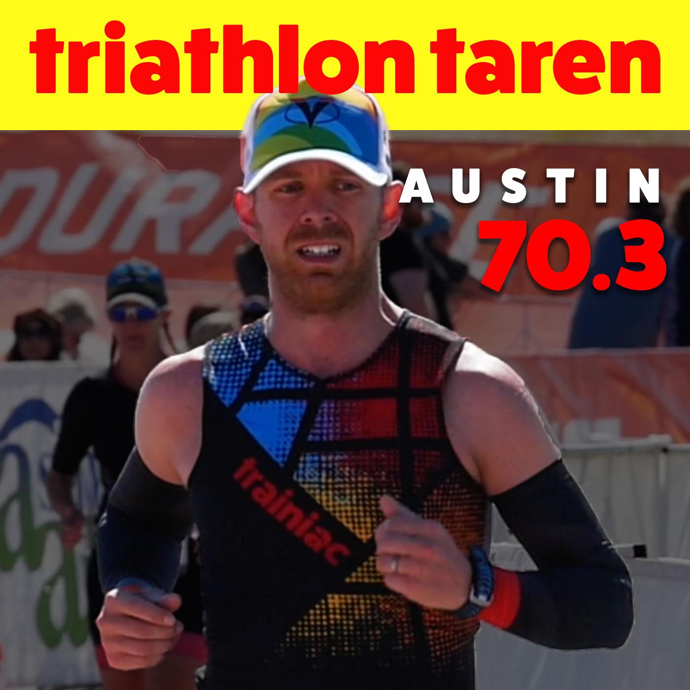 Half-Ironman Austin 70.3 2017 Race Recap