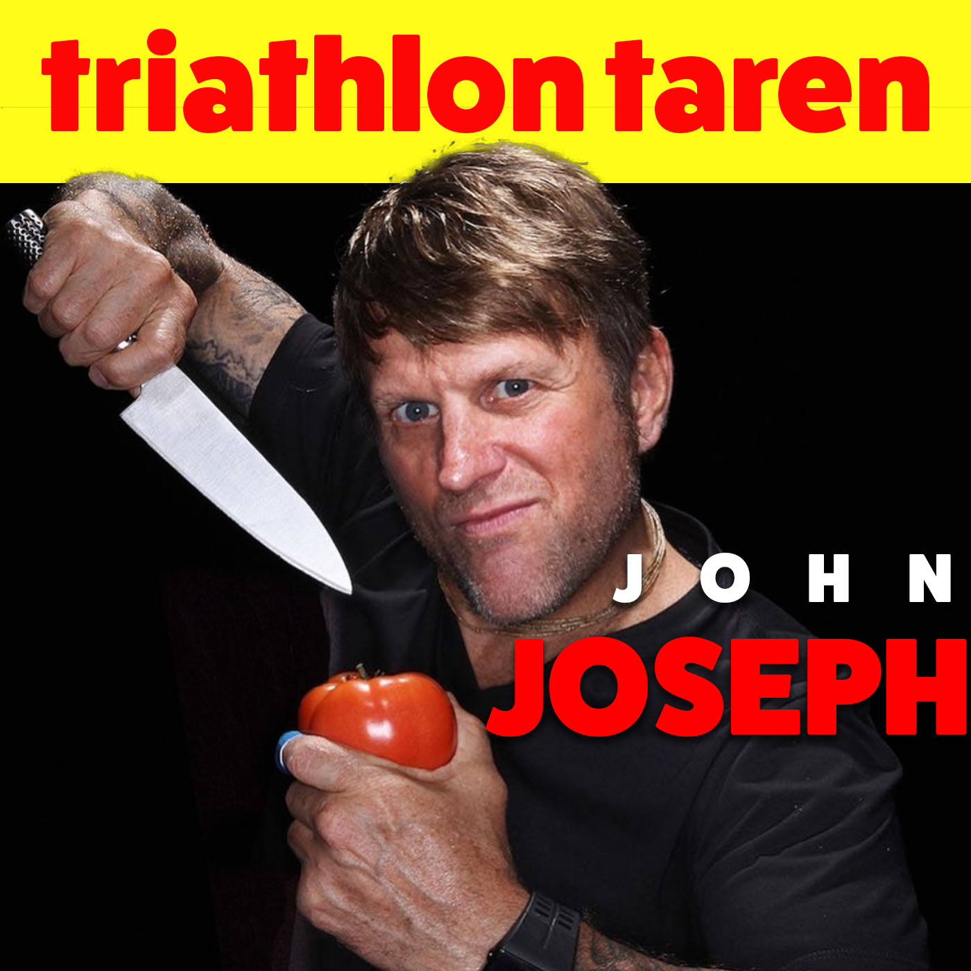 John Joseph: From Drug Dealing and Prison to Ironman Hawaii 2017