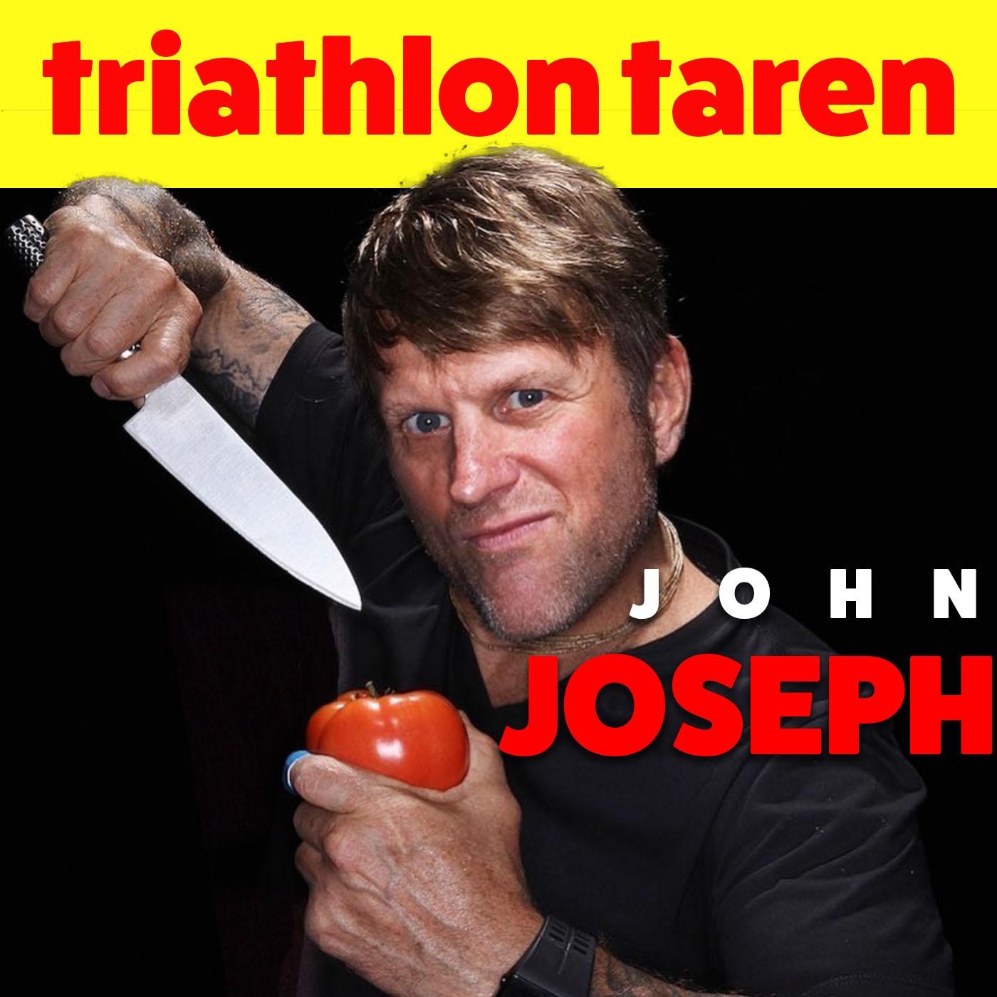 John Joseph POdcast Art