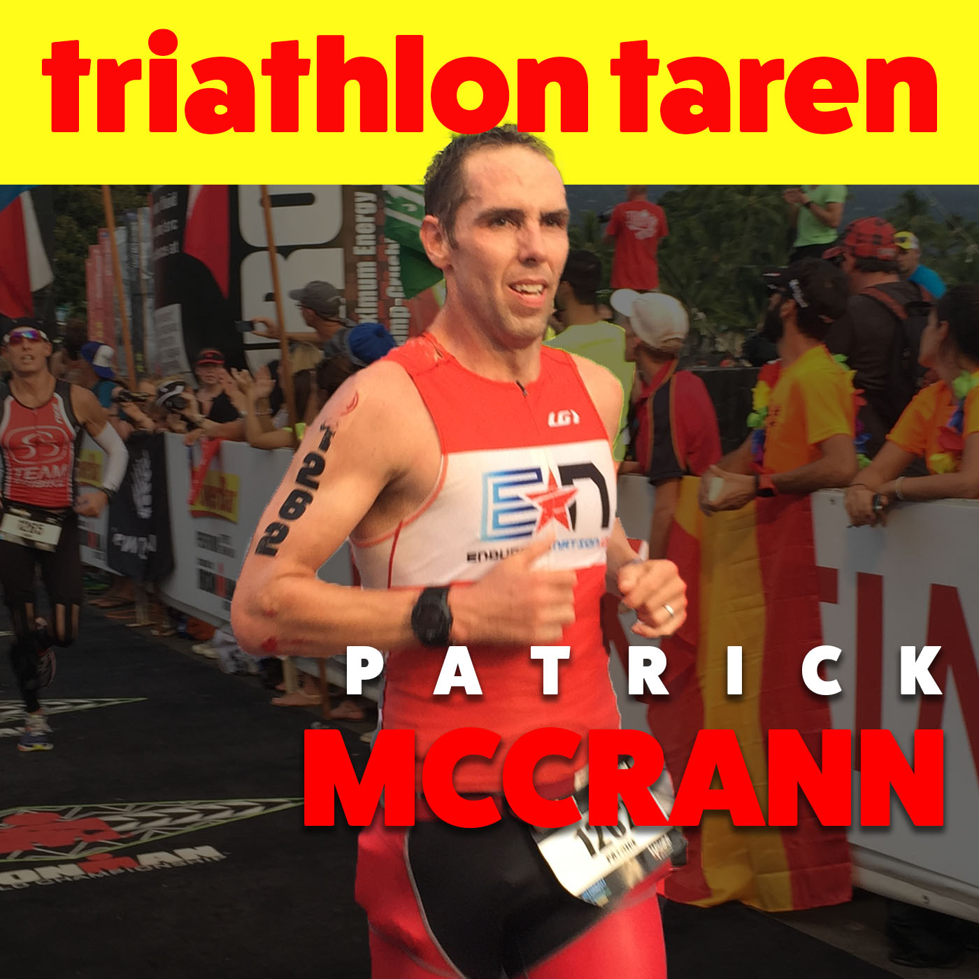 Ironman Hawaii Day 1: Patrick McCrann Talks about How to Qualify for Kona