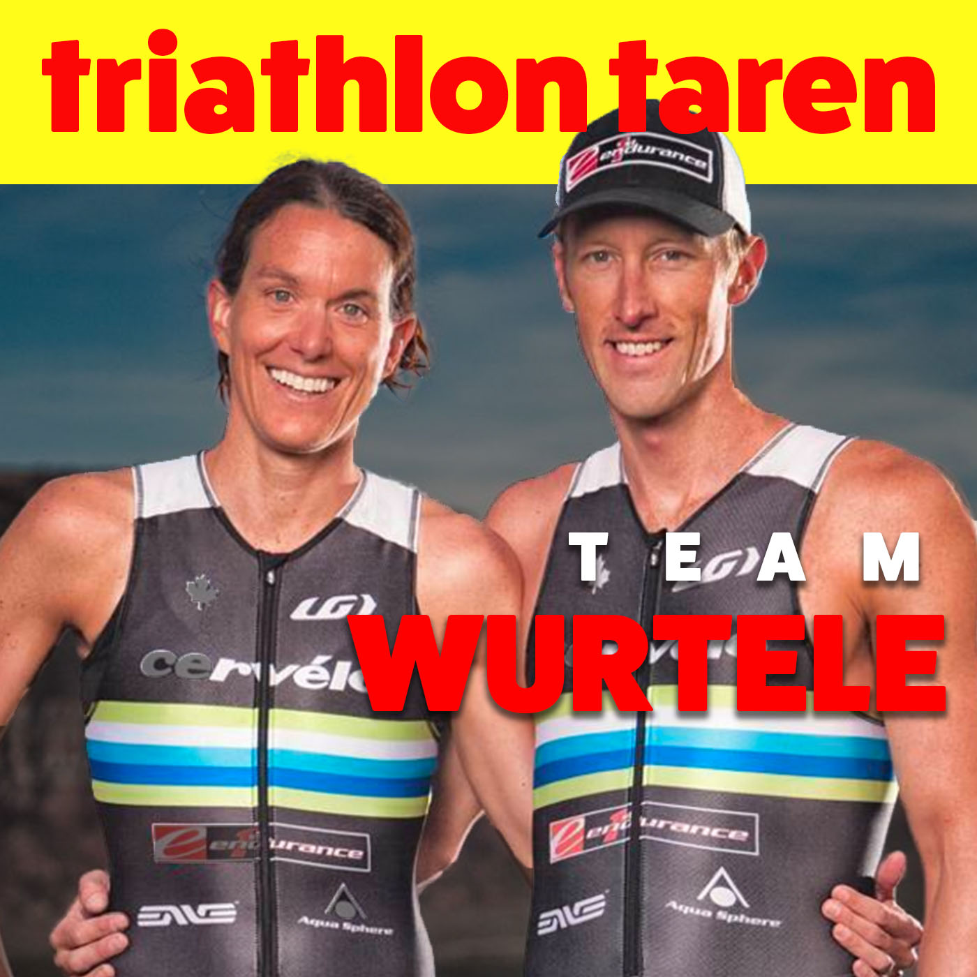 Heather & Trevor Wurtele on Not Racing Ironman Kona, Doping in Triathlon, and Leaving Safe Careers Ep.090