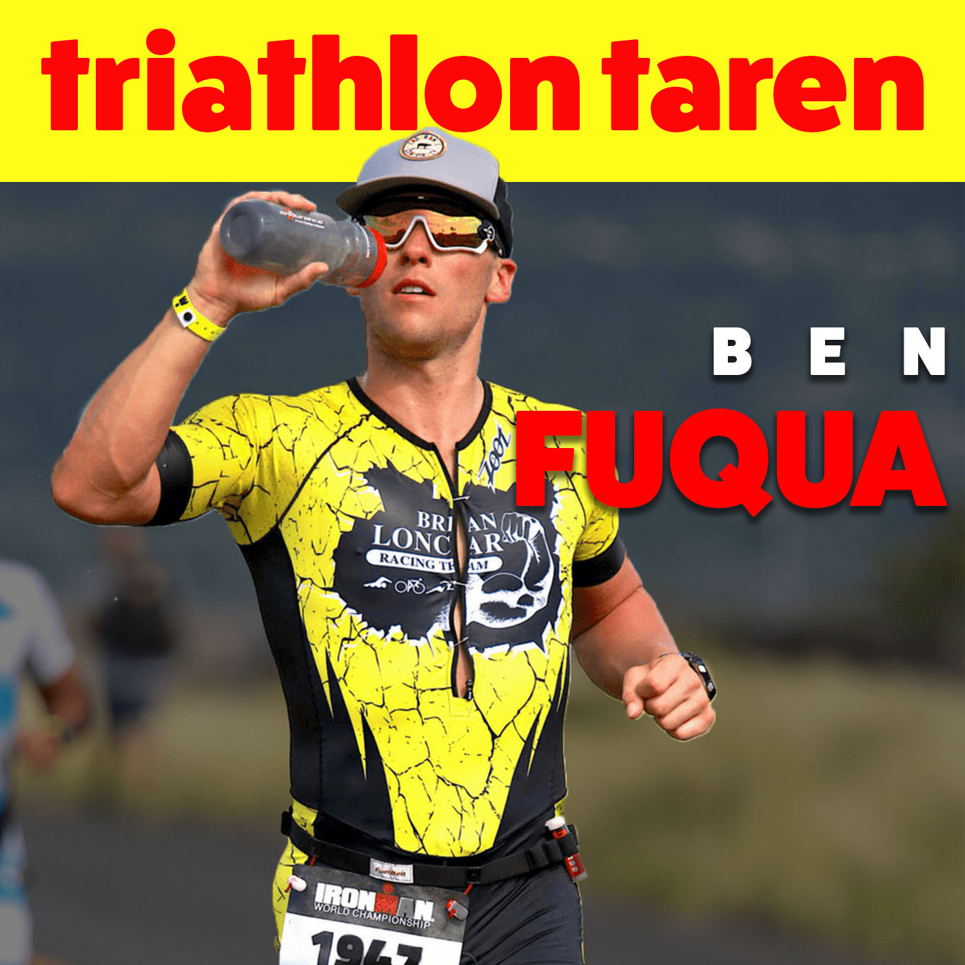 Ben Fuqua: Top 10 American in Kona in Just 5 Days a Week