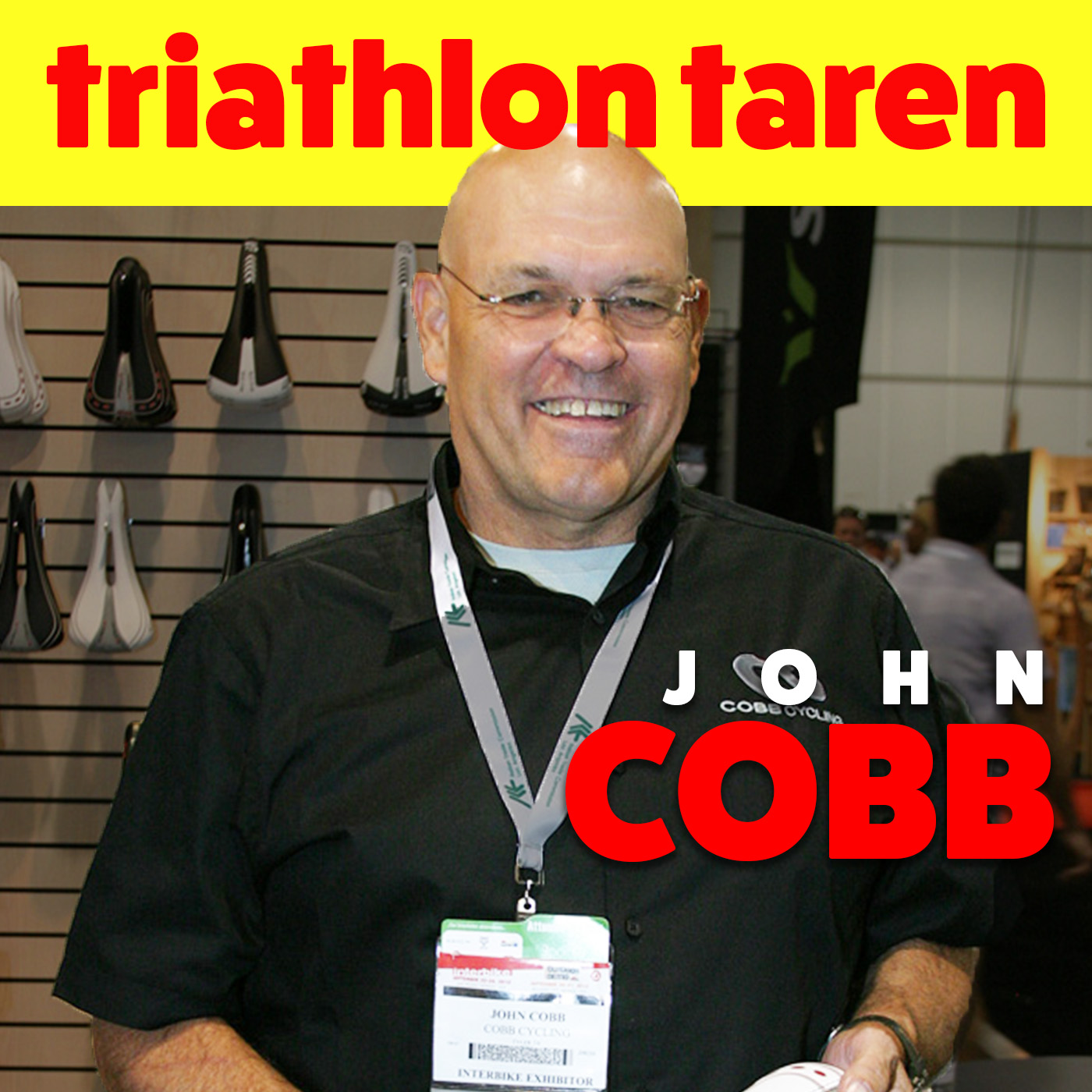 John Cobb Podcast Thumbnail