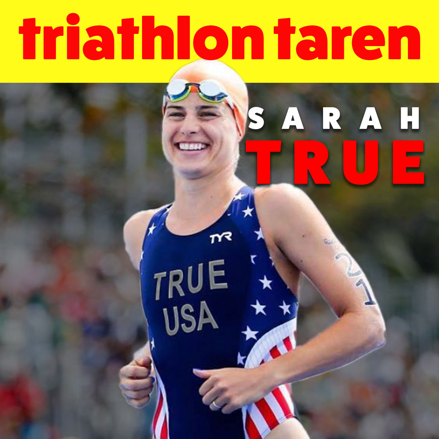 Sarah True Podcast Thumbnail