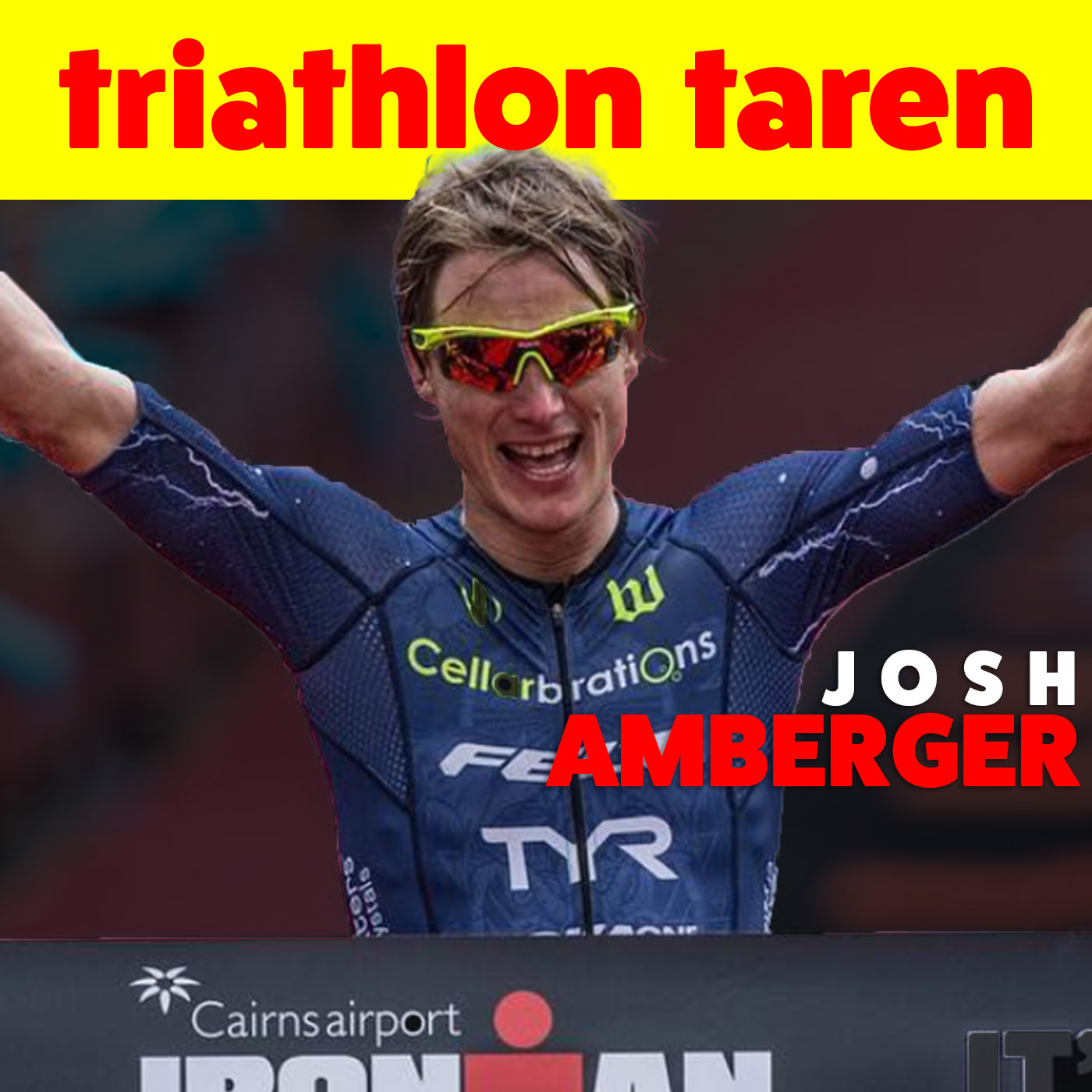 Josh Amberger: First out of the Water in Kona and His Secret Sauce to Success
