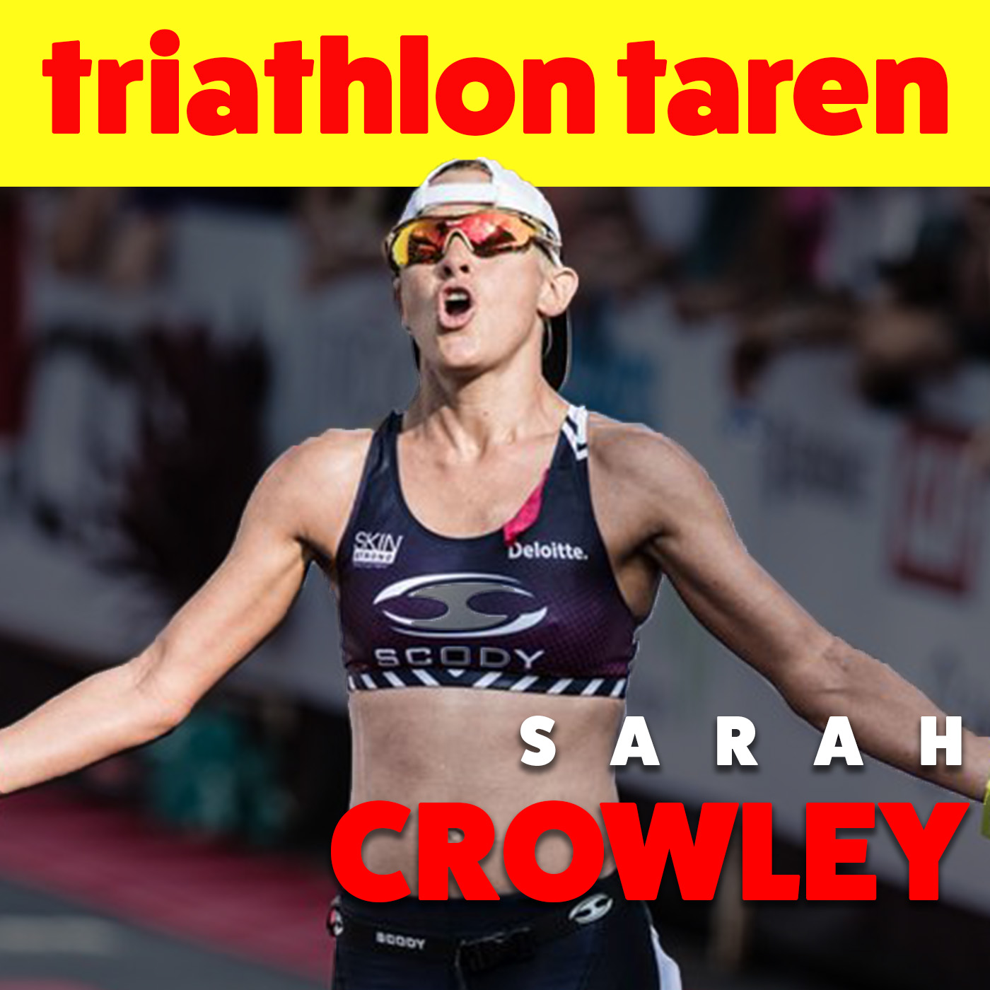 Sarah Crowley: From Accounting to the Ironman World Championship Podium