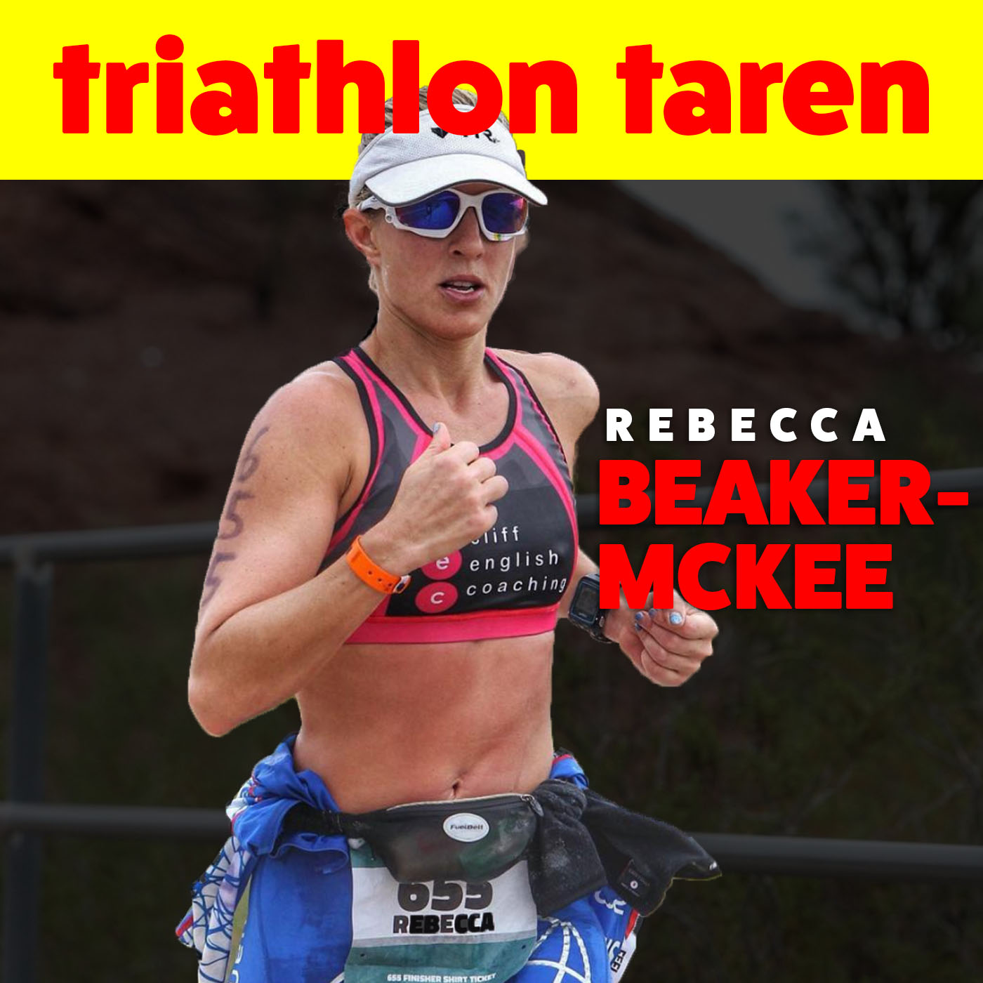 Rebecca Beaker-McKee: One of the Best Age Groupers in the World On Balancing Ironman with Life