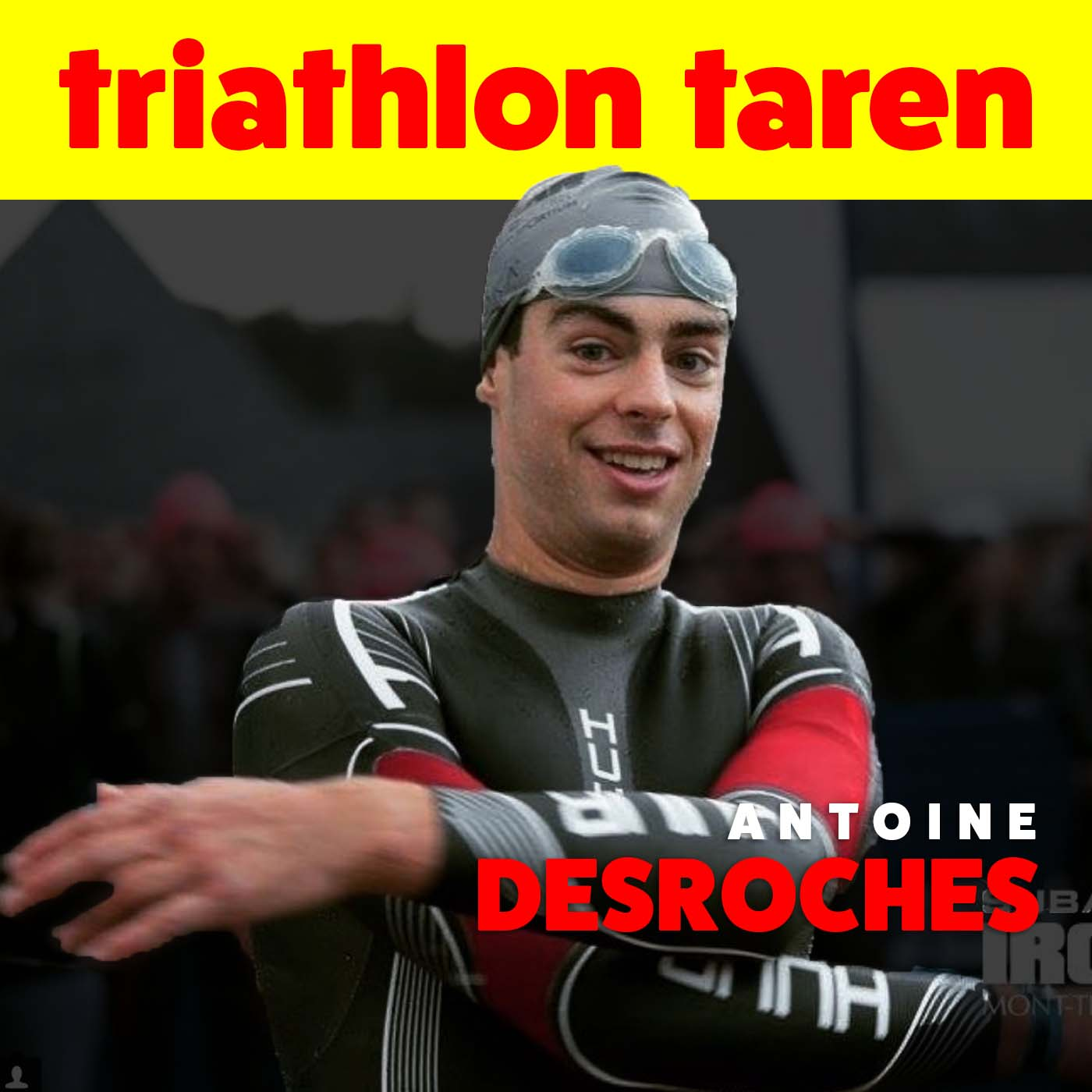 Antoine J Desroches Talks About the Unknown Life of Most Pro Triathletes