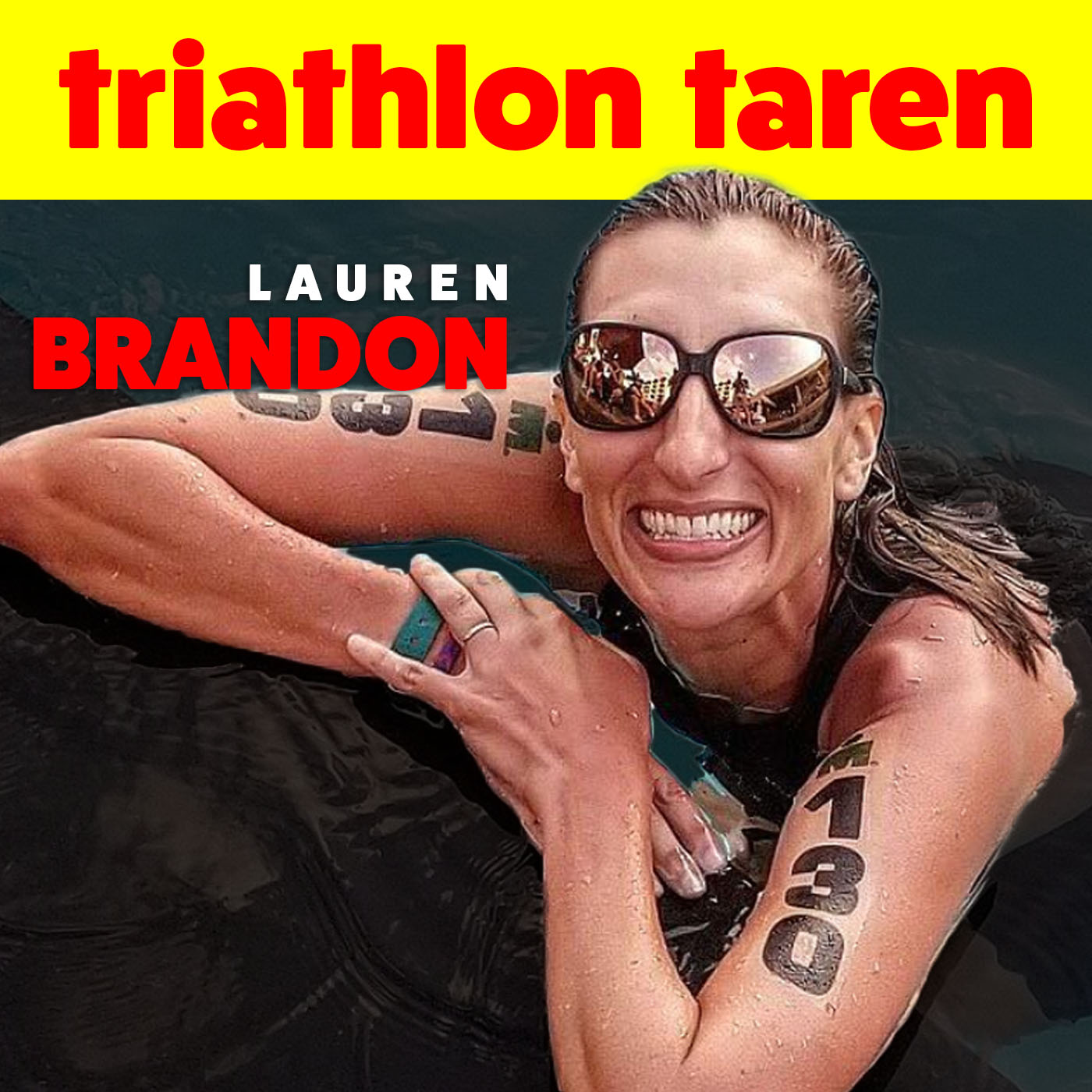 Lauren Brandon | 2nd out of the water in Kona, Faster than Pro Men, and being coached by a spouse