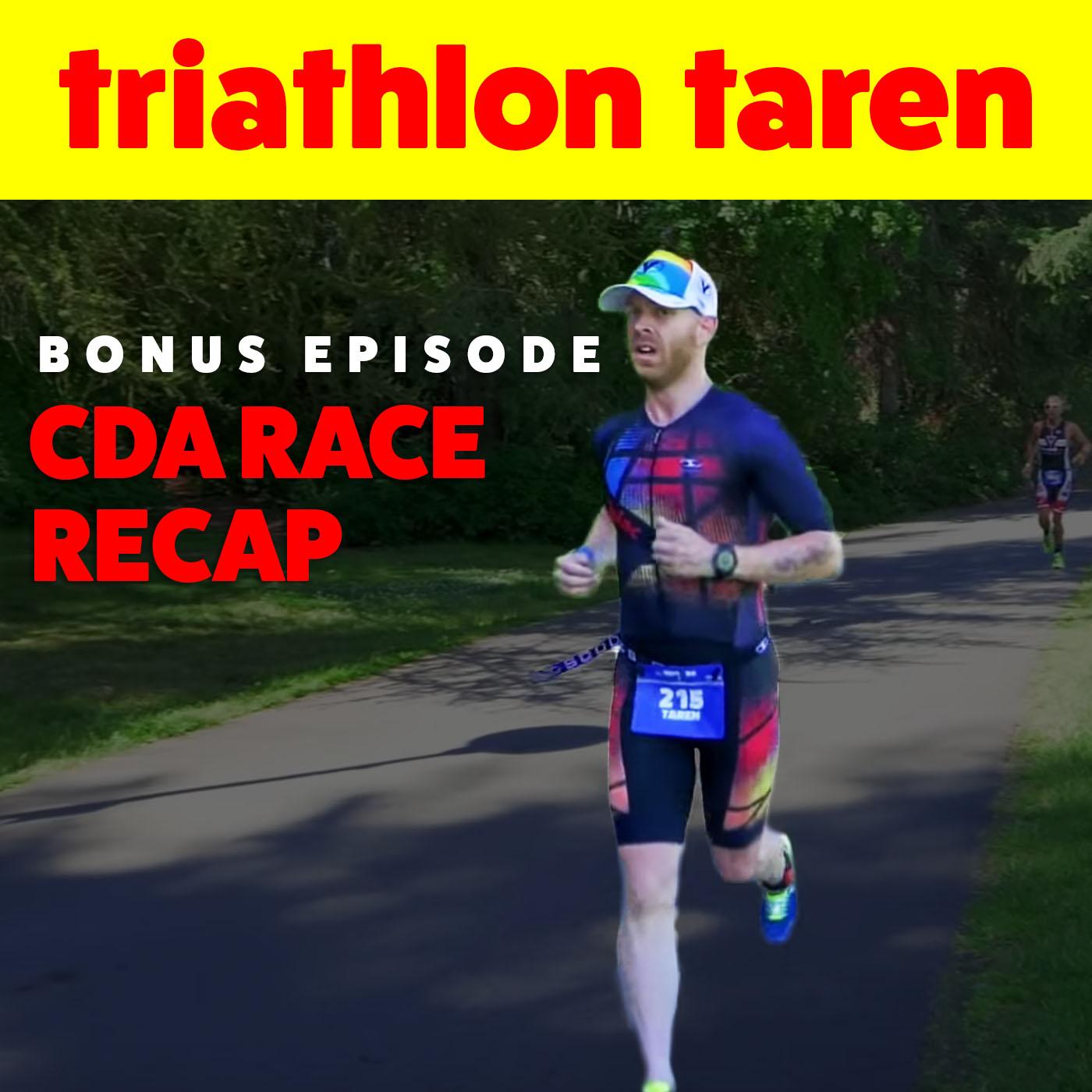 Half-Ironman Coeur d'Alene 70.3 2018 Race Recap