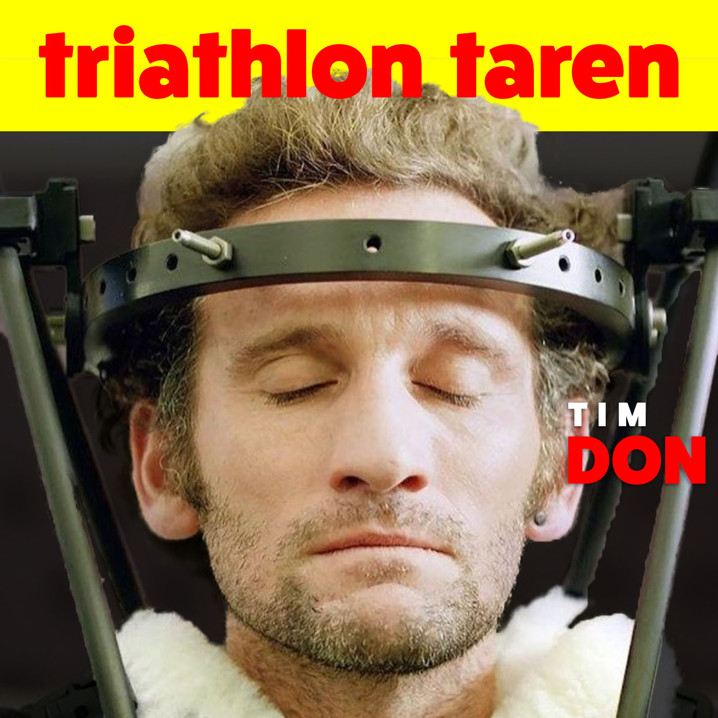 The Man with the Halo | Kona favourite, Tim Don's inspiring comeback from a broken neck
