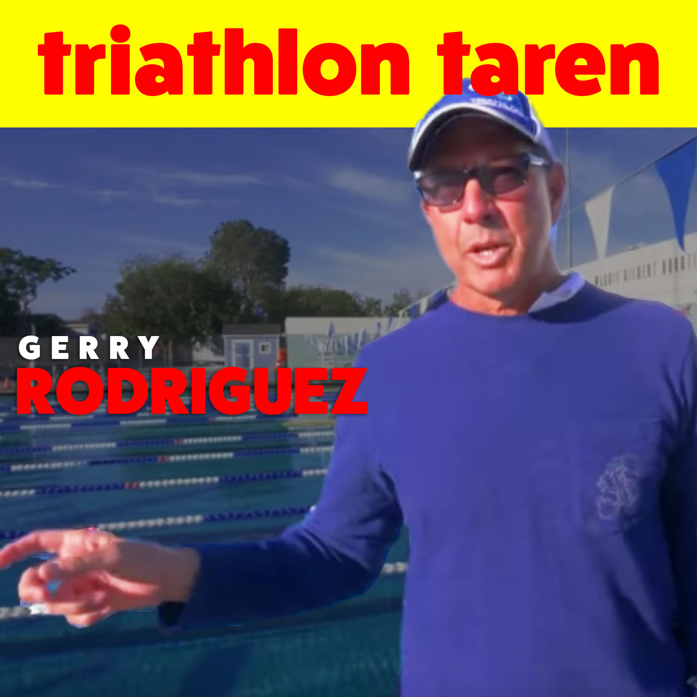 Exactly how triathletes should train for the swim | Part 2 with Gerry Rodriguez