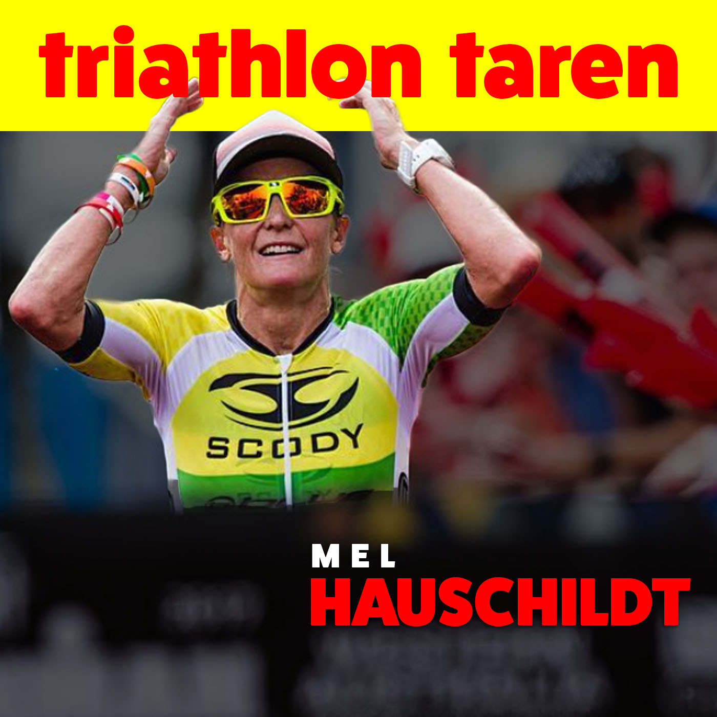 Melissa Hauschildt: All that's left is for her to win Kona