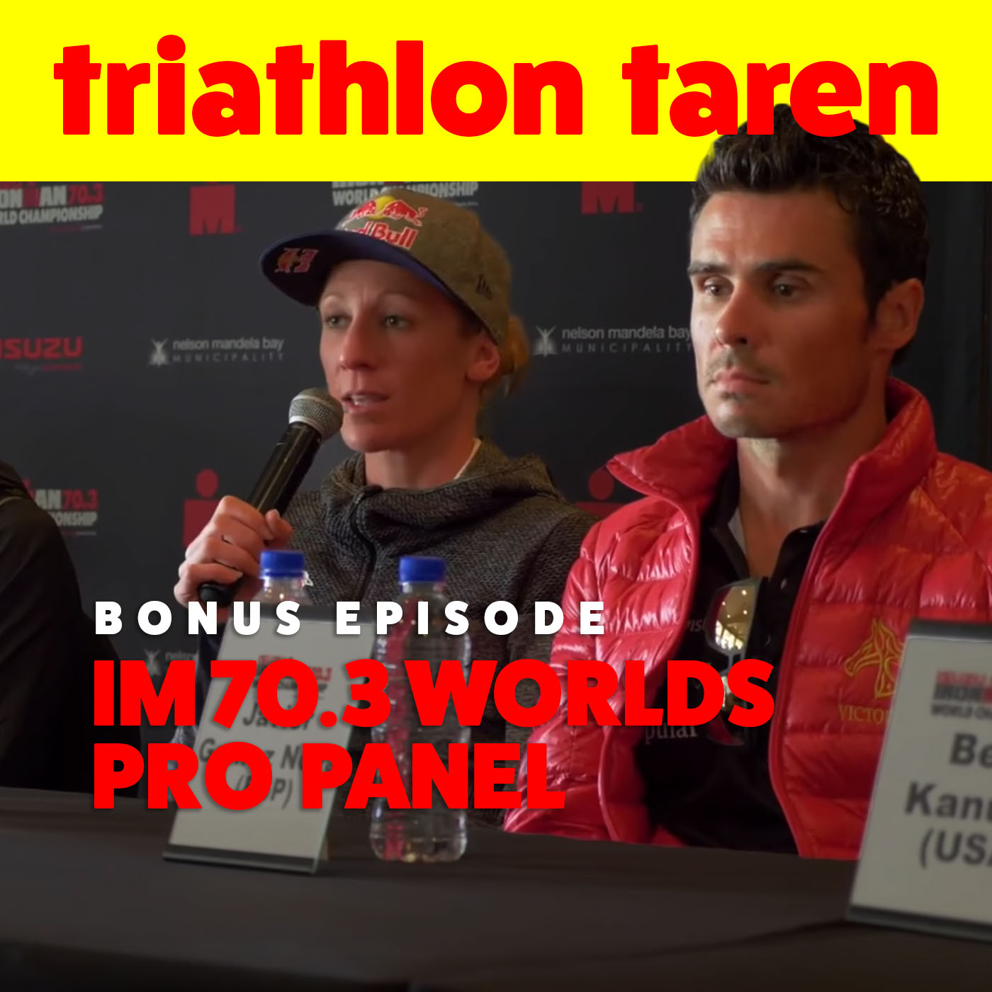 2018 Ironman 70.3 World Championship Pro Panel