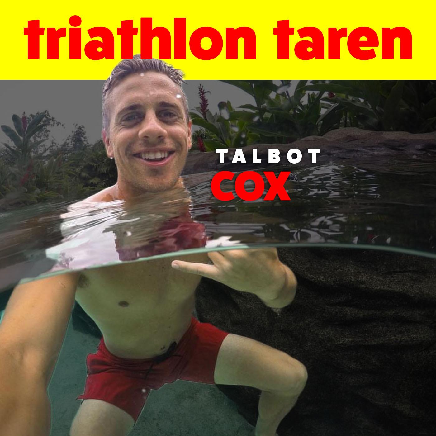 Talbot Cox | The man behind the camera for Lionel Sanders, Gwen Jorgensen and Mirinda Carfrae