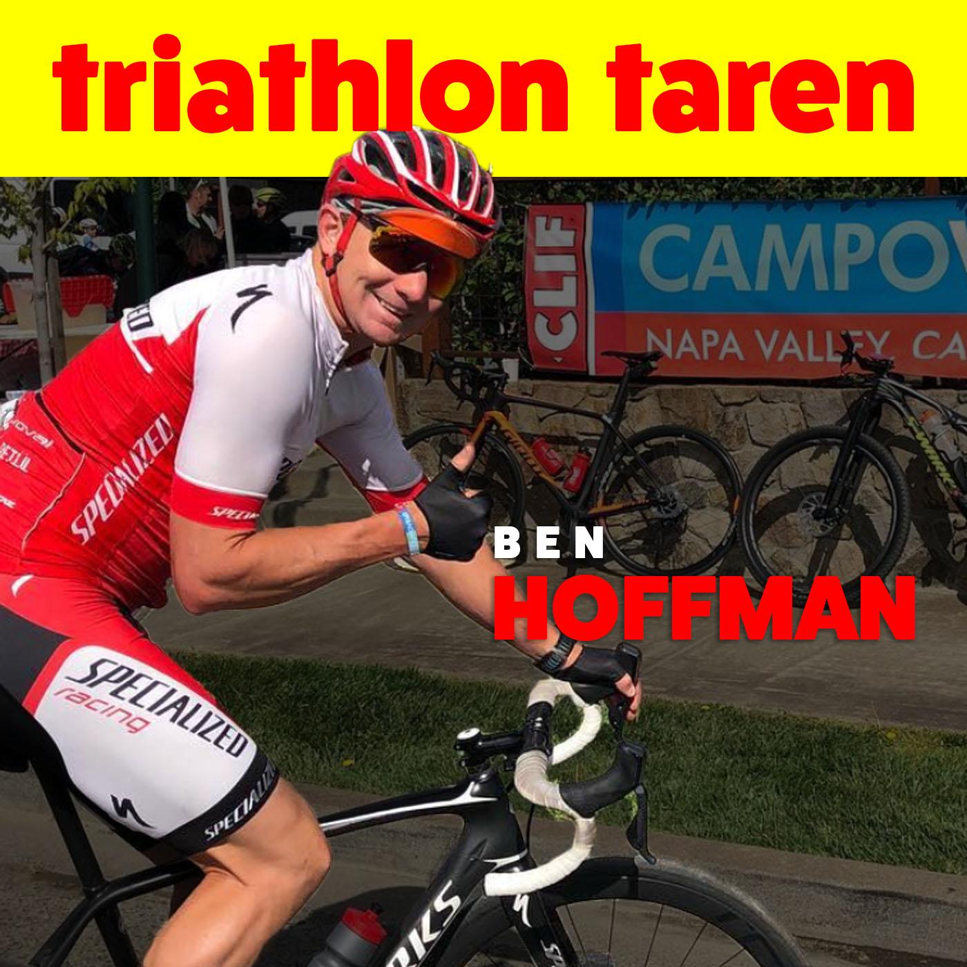Pro triathlete Ben Hoffman | USA's best chance to win Kona