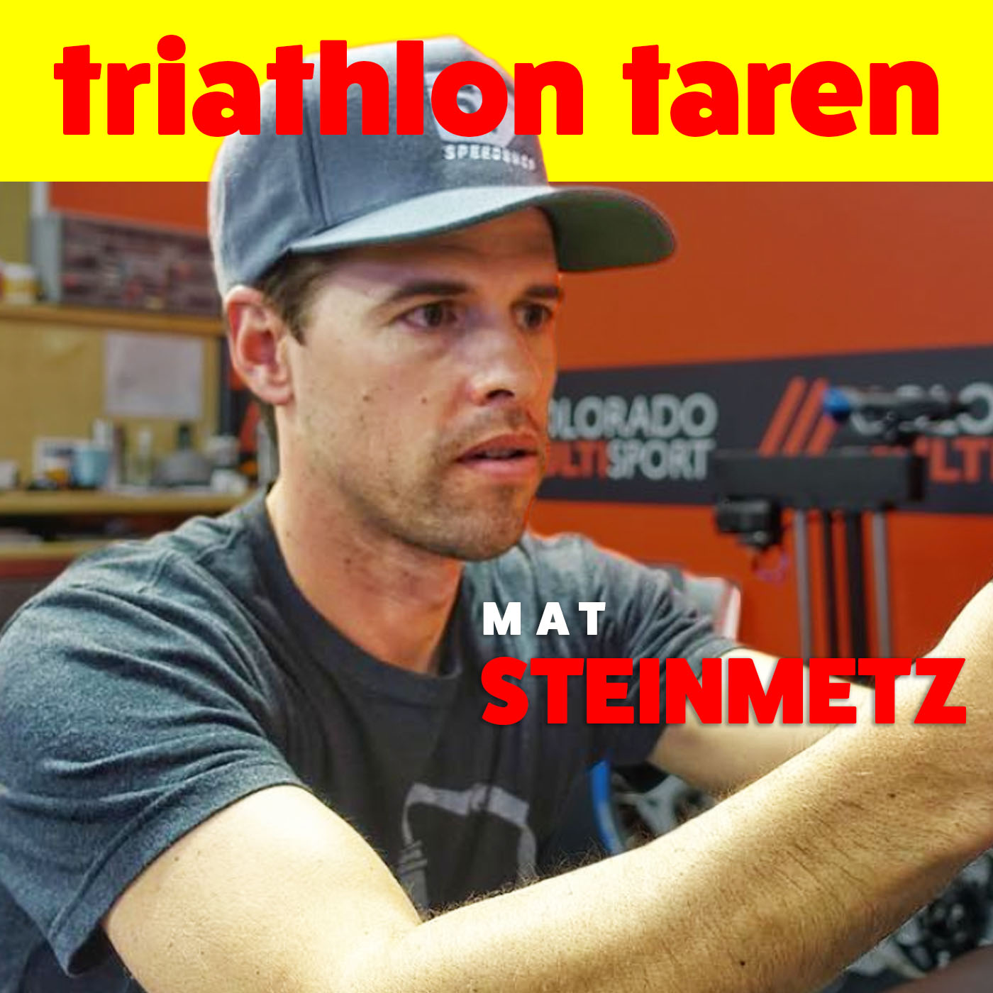 Mat Steinmetz | Faster cycling and best triathlon bike setup