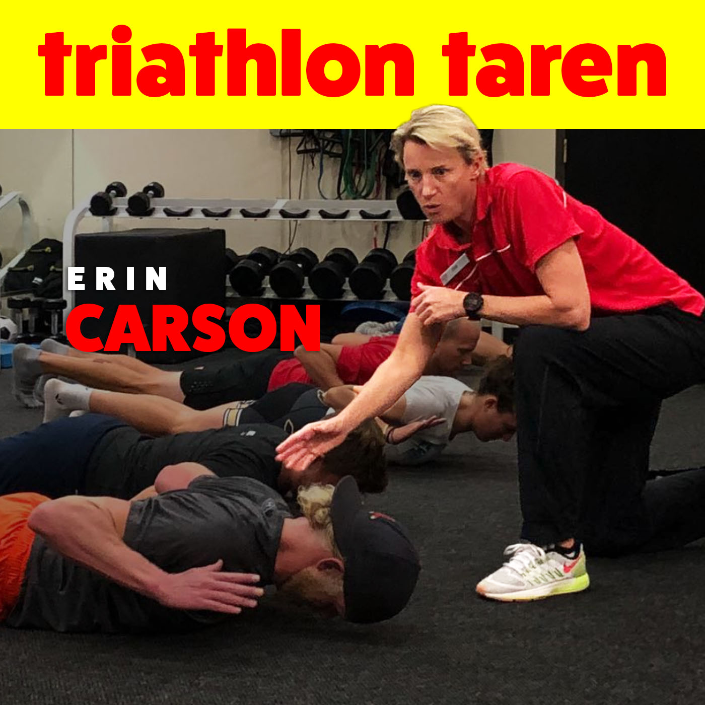 Pro Triathlon Coach Erin Carson | Strength Training For Triathletes