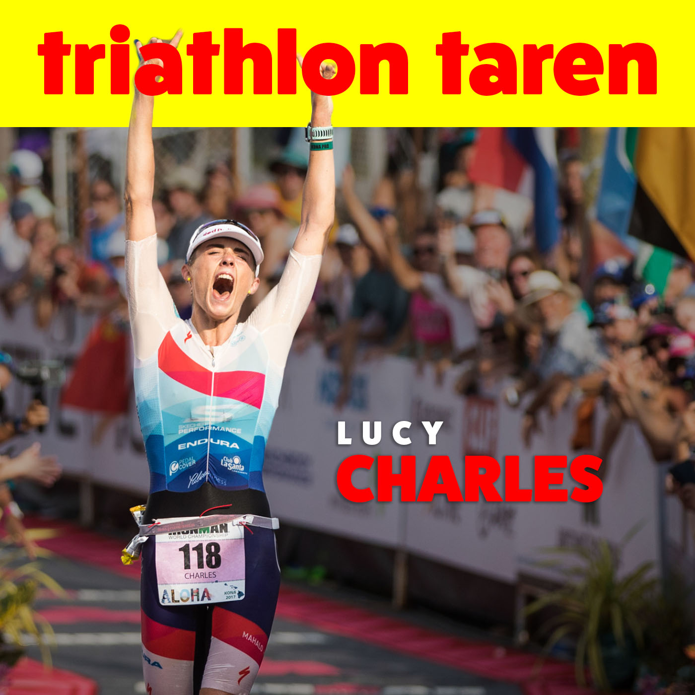 Lucy Charles | The next great female triathlete, could she win Kona in 2018?