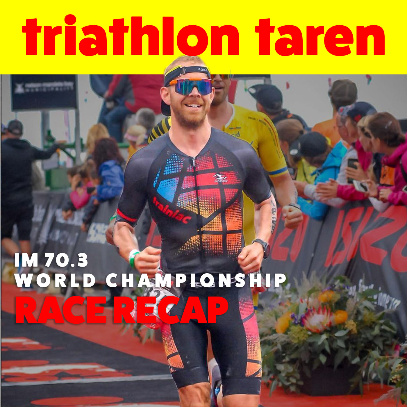Ironman 70.3 World Championship Race Recap