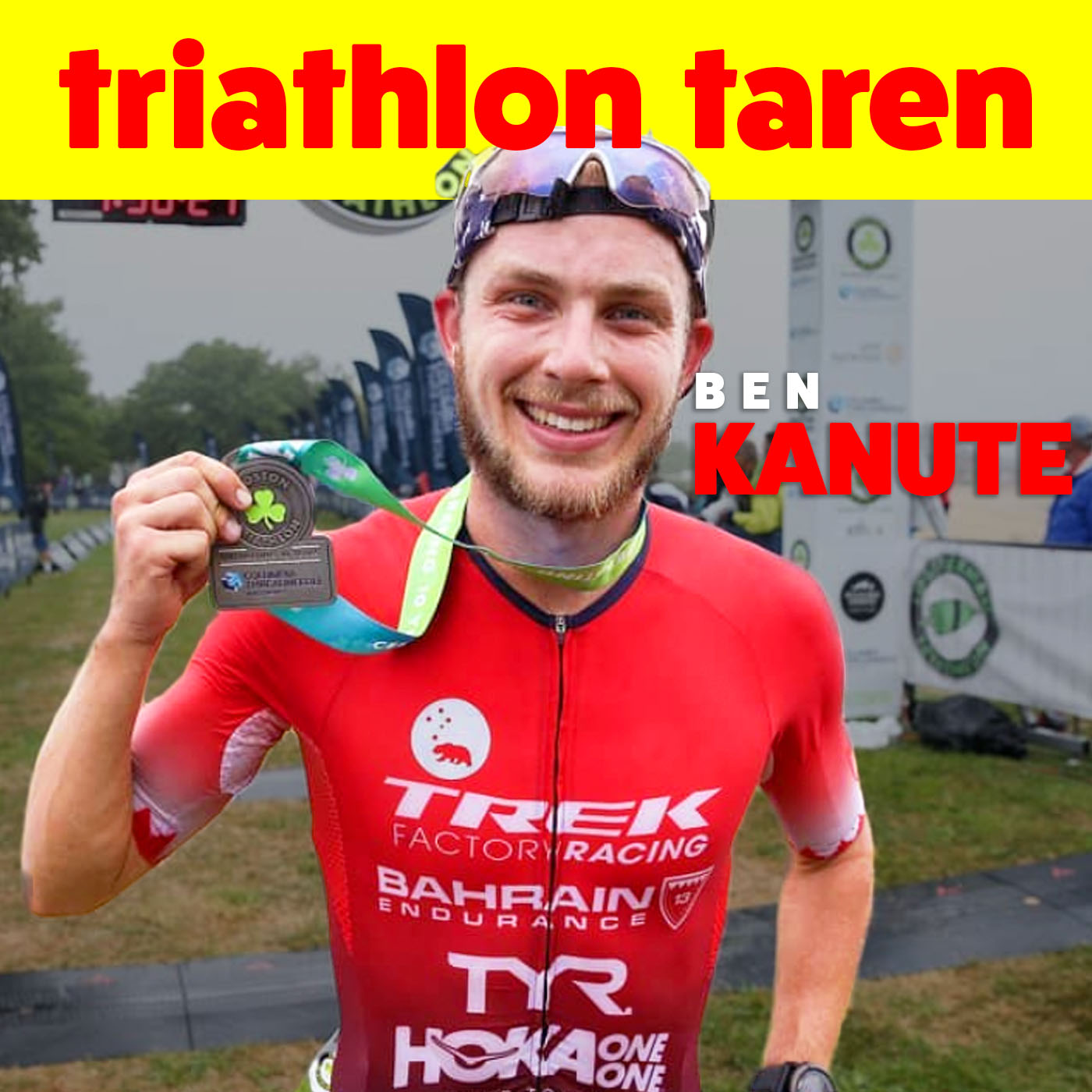 Ben Kanute | Professional Triathlete and Future World Champion?