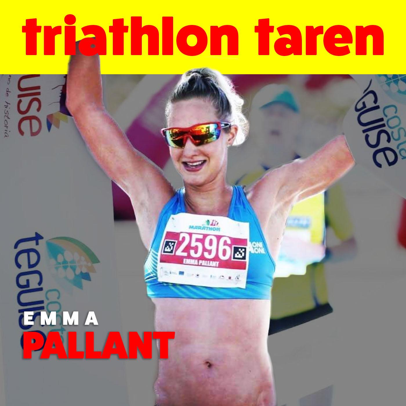 The fight of the underdog | Pro triathlete Emma Pallant