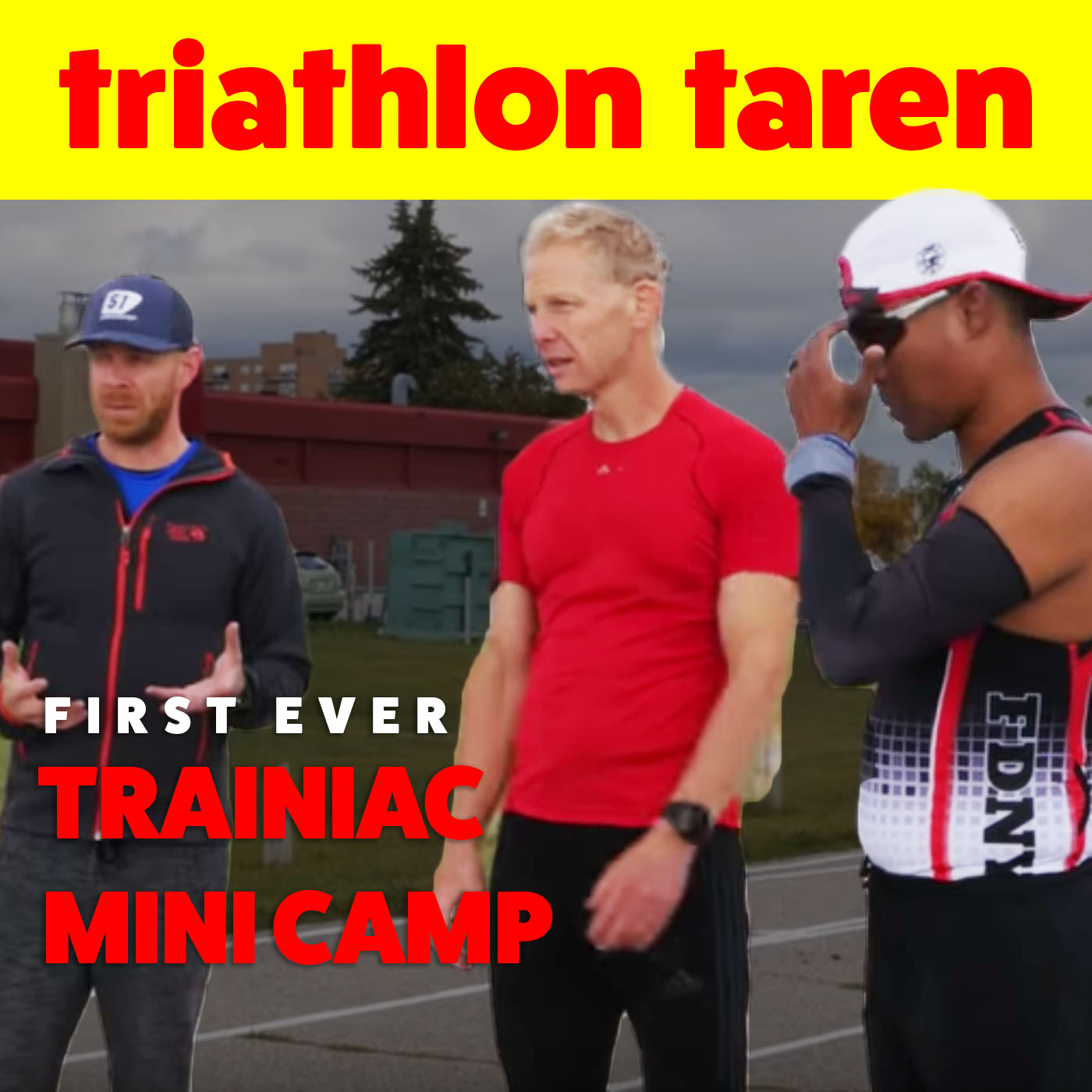 First ever Trainiac mini-camp