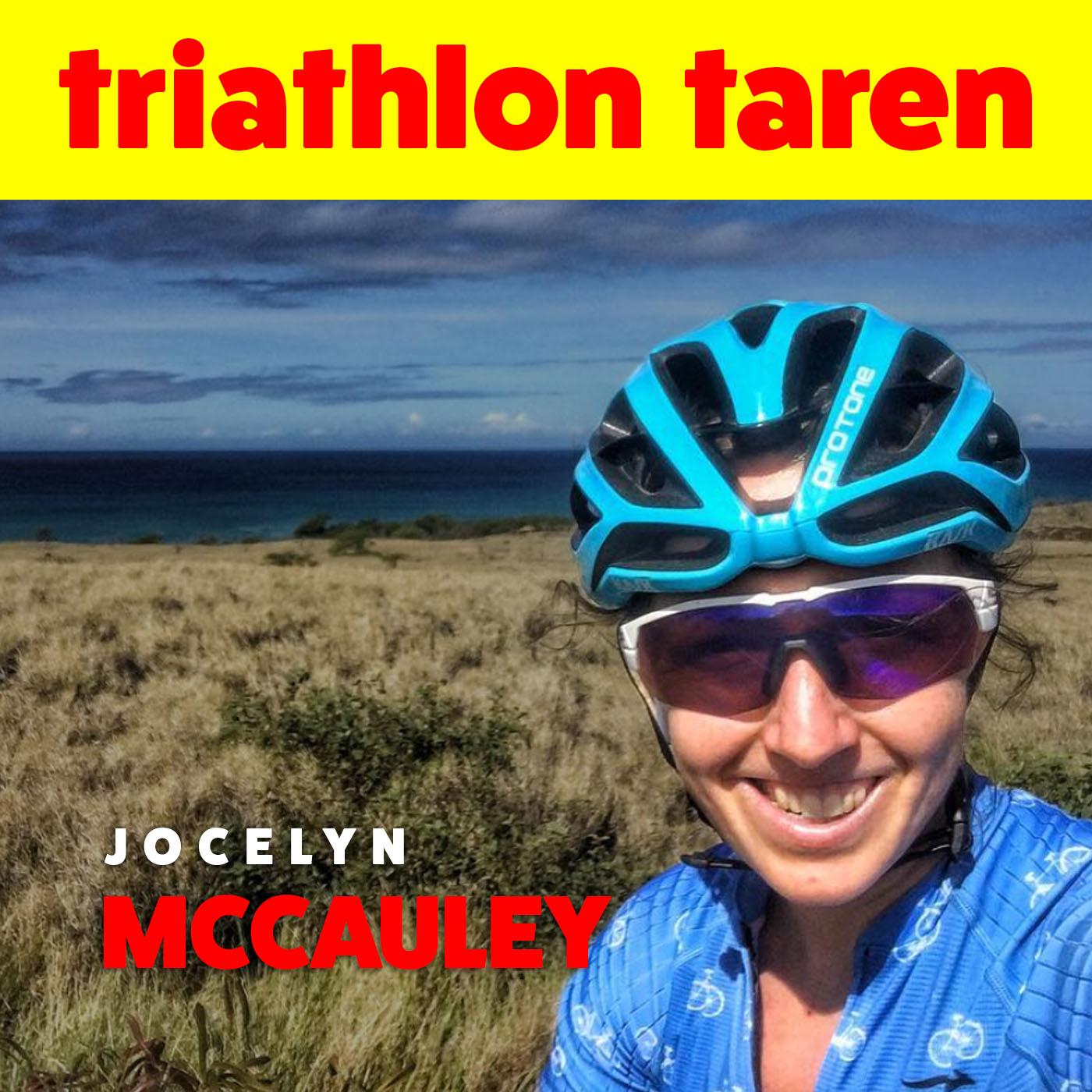 Jocelyn McCauley | Juggling pro triathlon and parenthood
