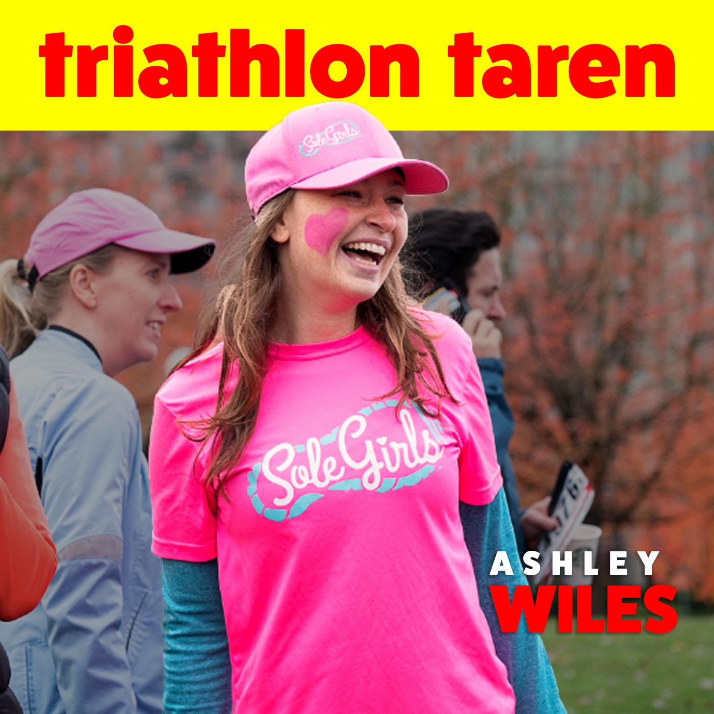 Outspoken Women in Triathlon Summit | Ashley Wiles
