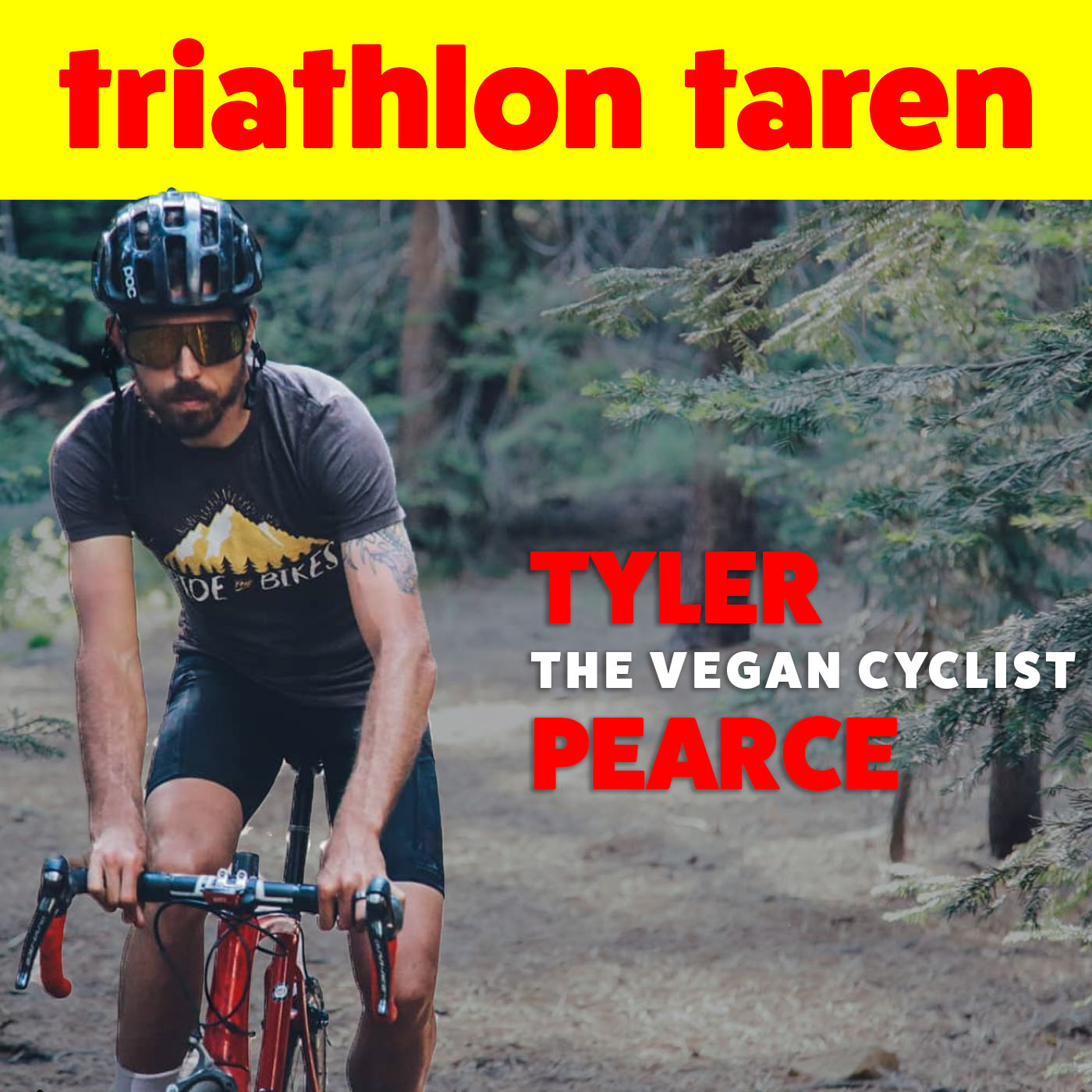 The Vegan Cyclist | Tyler Pearce