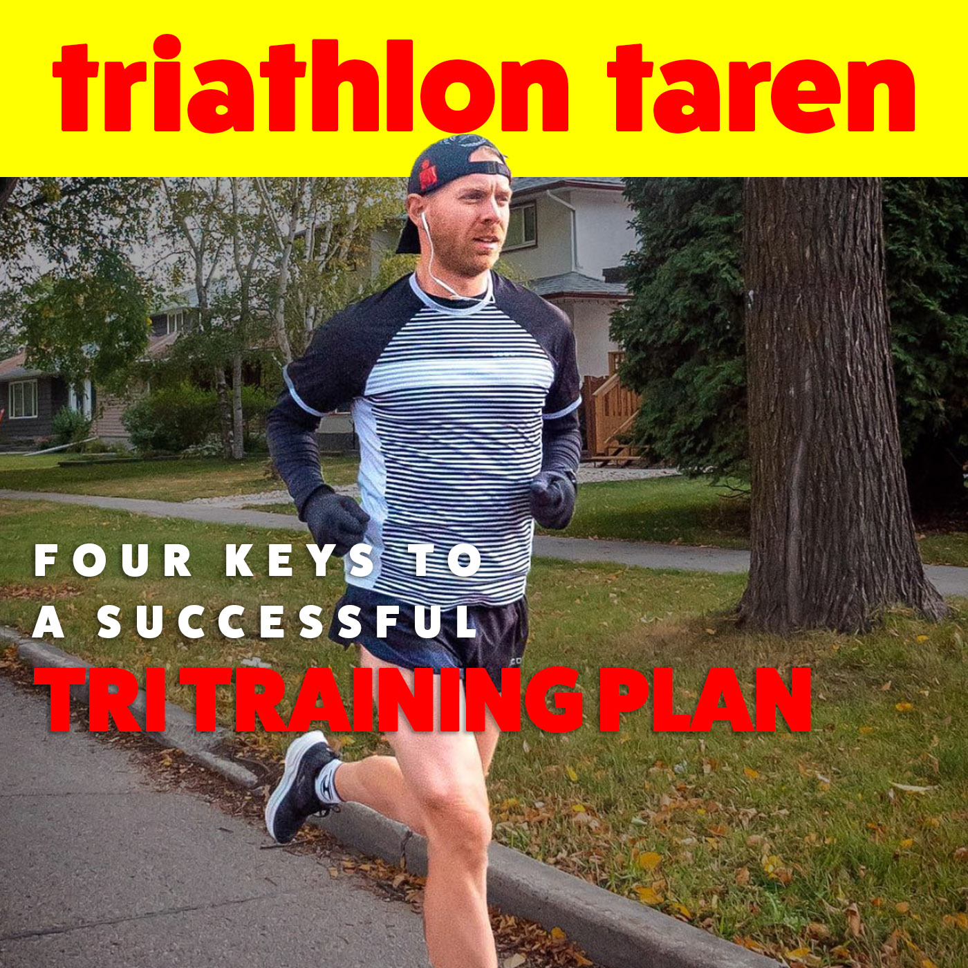 The 4 Key Ingredients for a Successful Triathlon Training Plan