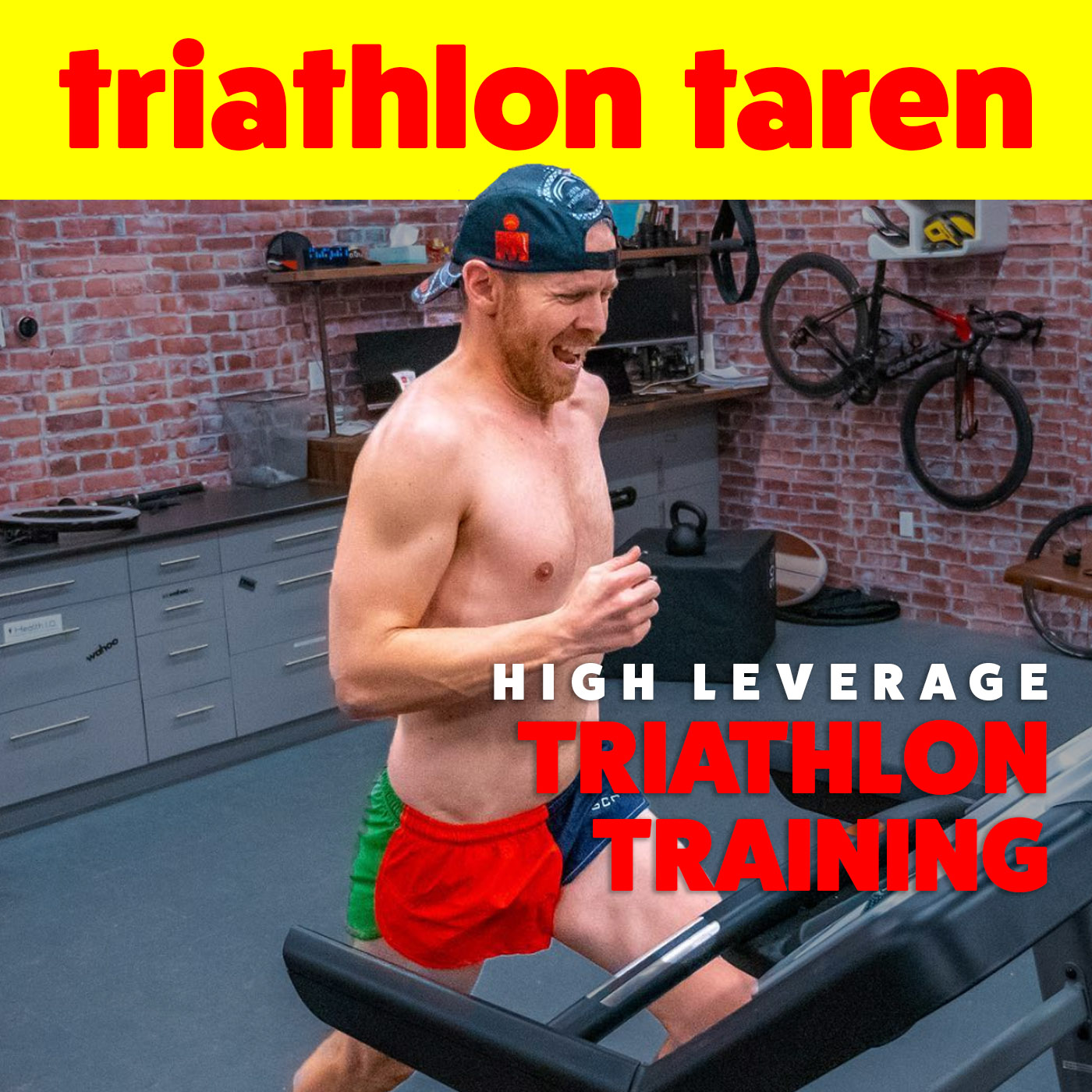 Highest Return on Time Training for Triathon: HIIT Training