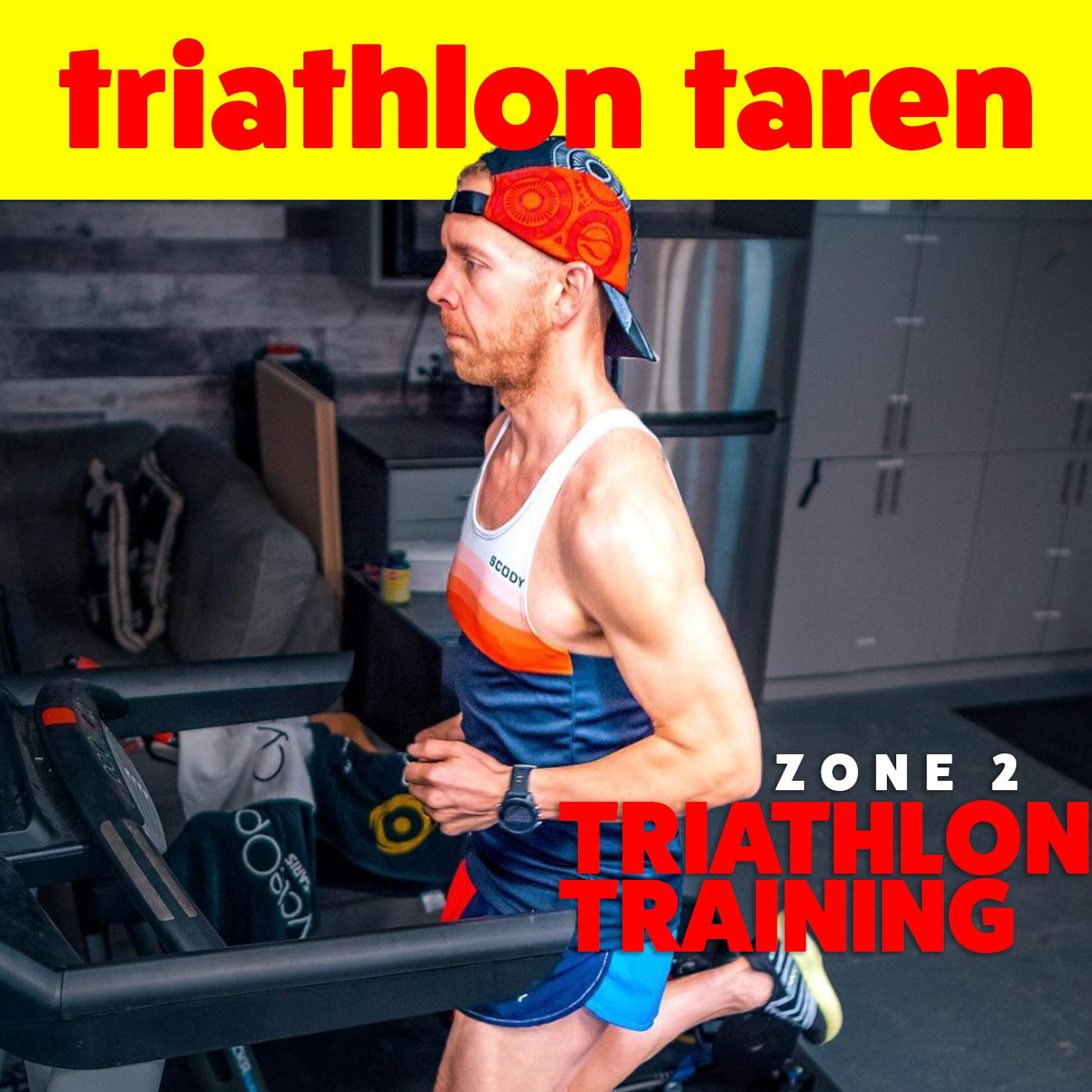 zone 2 triathlon training