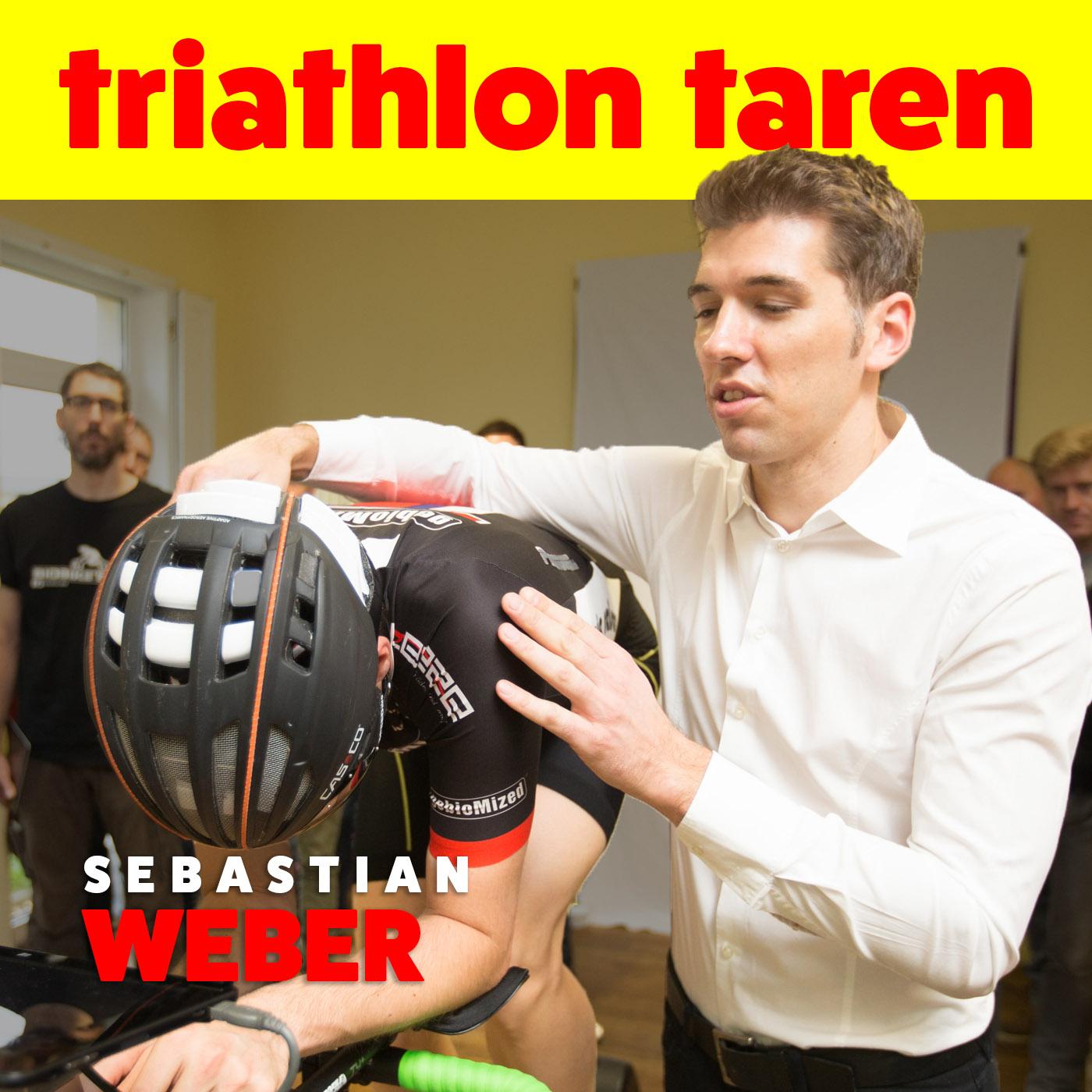 Scientifically Creating Fastest Triathletes in the World | Sebastian Weber