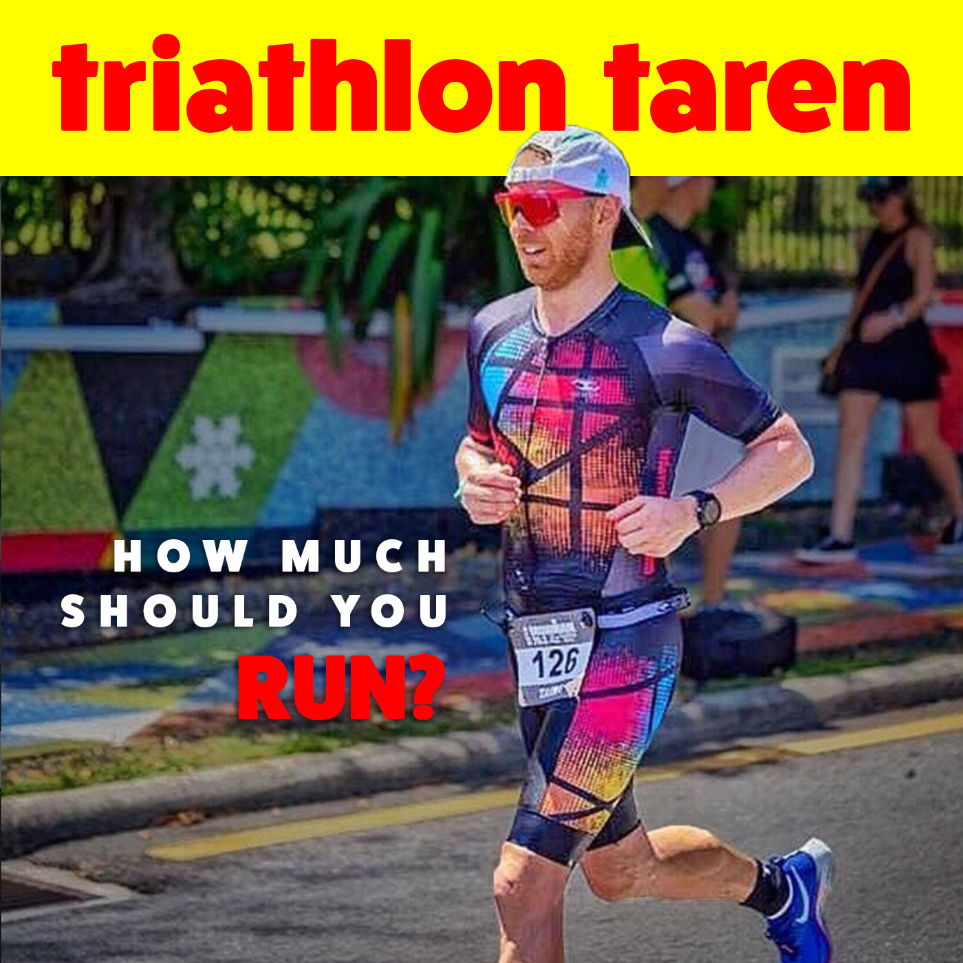 how much should you run in triathlon training