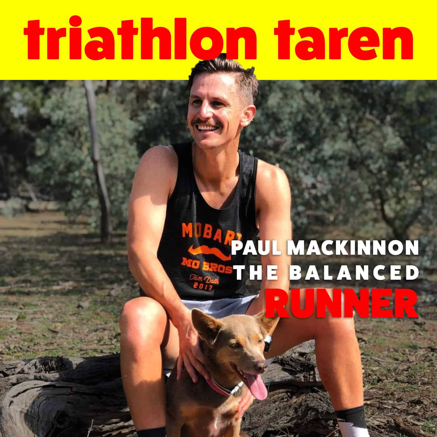 Get Faster On The Run | The Balanced Runner, Paul MacKinnon