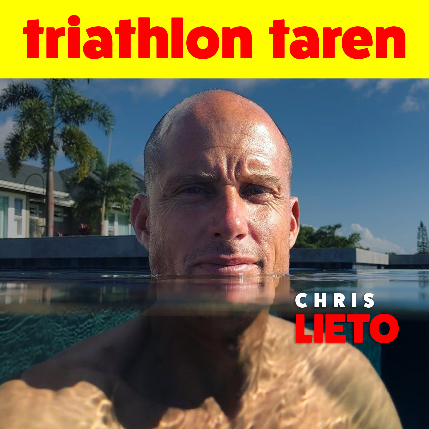 Chris Lieto with one of the most unique perspectives on triathlon