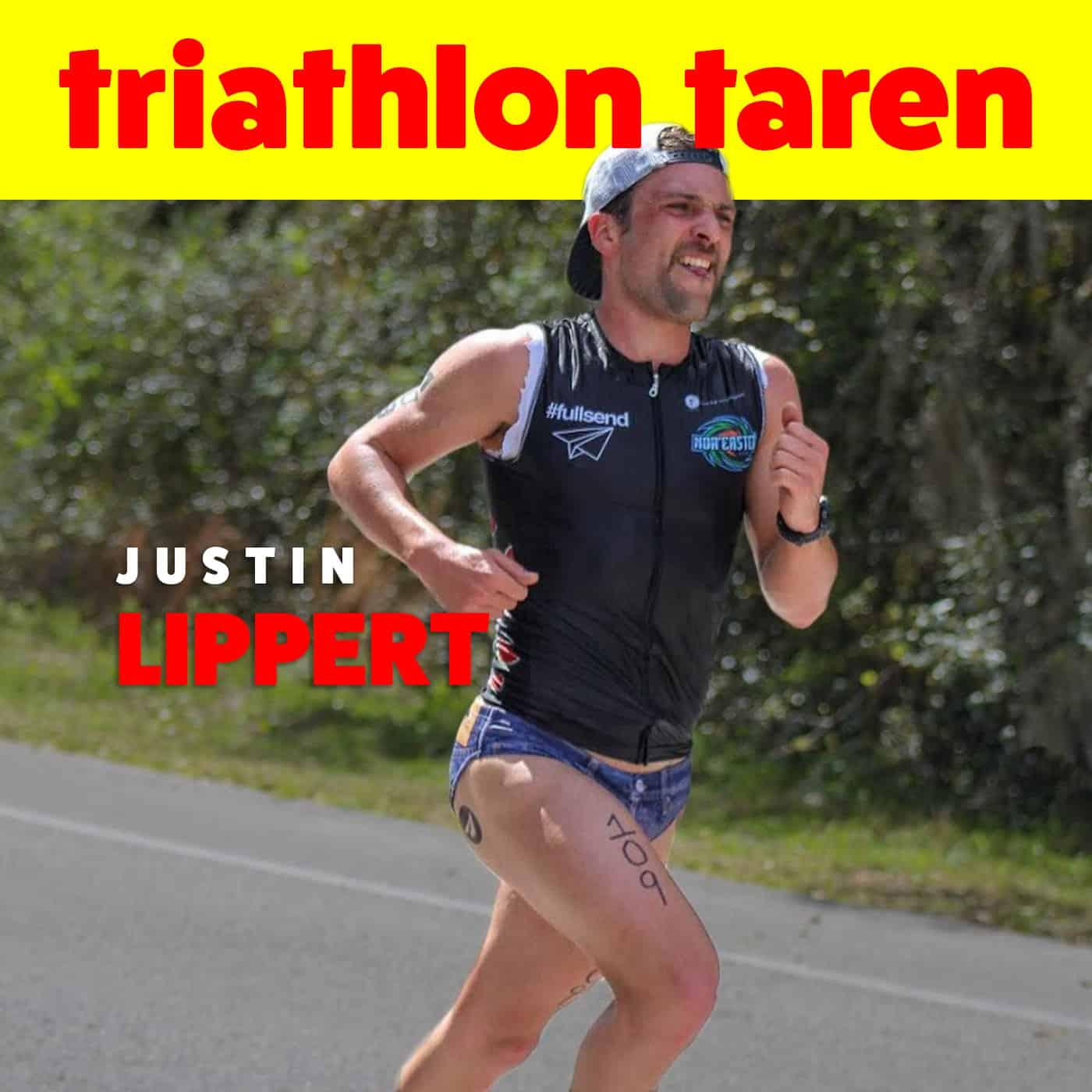 Winning triathlons at every distance | Justin Lippert
