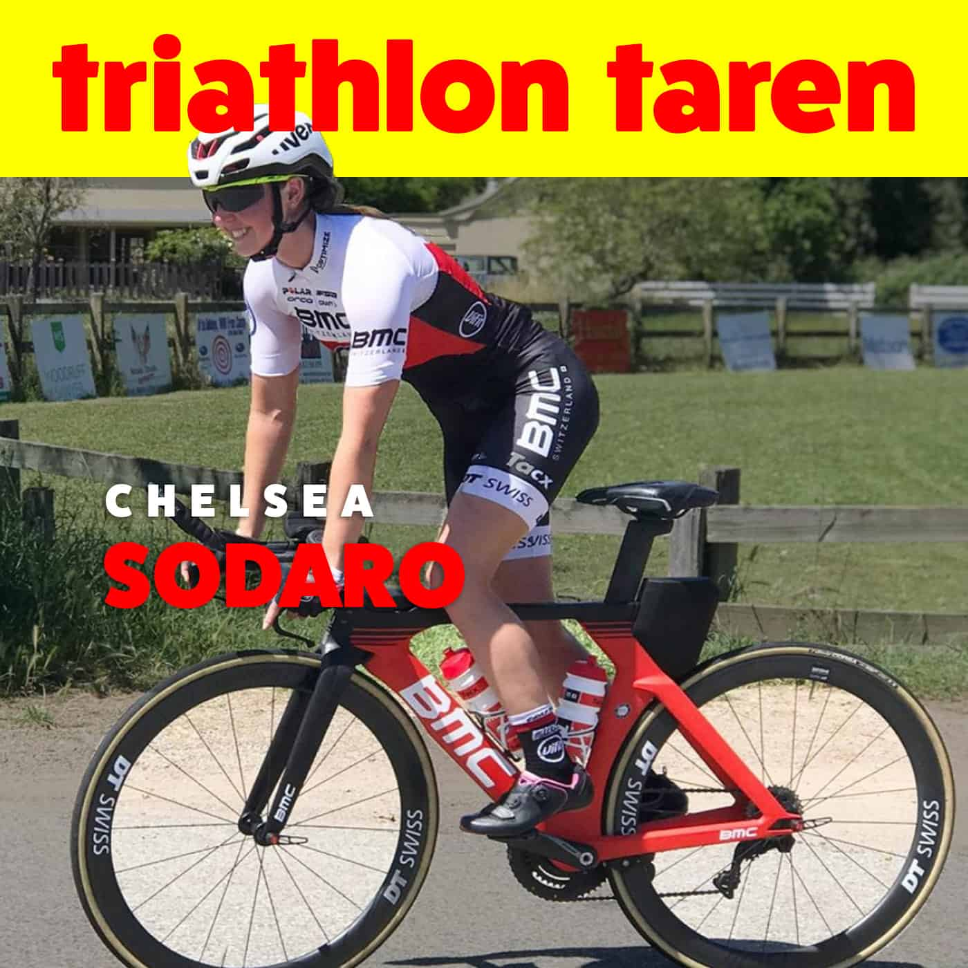 Professional Triathlete Chelsea Sodaro