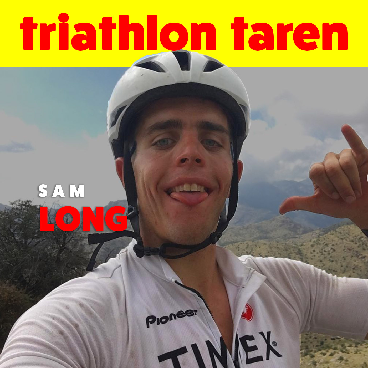 The Big Unit Speaks | Two-time IM 70.3 Champion Sam Long