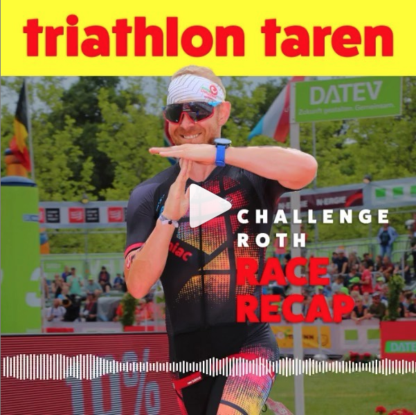 Challenge Roth Race Recap Podcast
