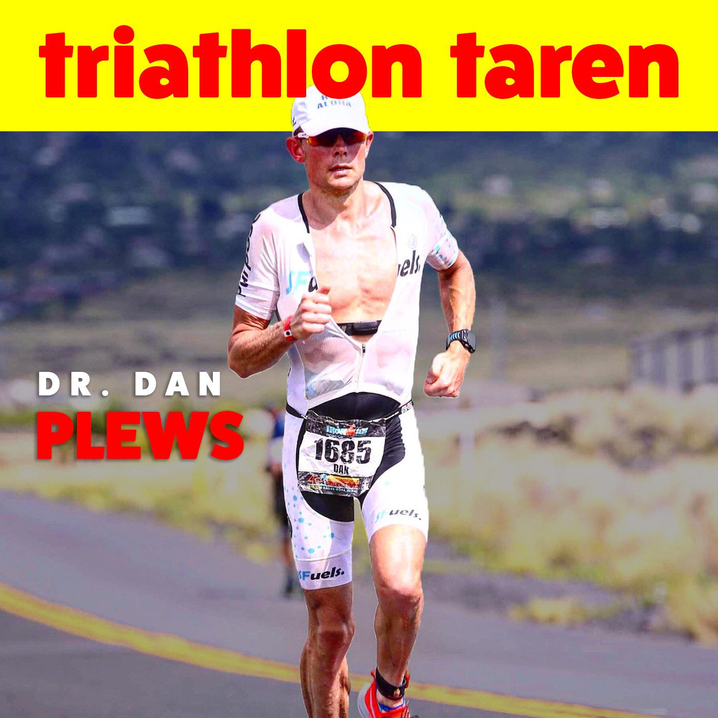 Low Carb Triathlon Training Part 2 | Dr. Dan Plews