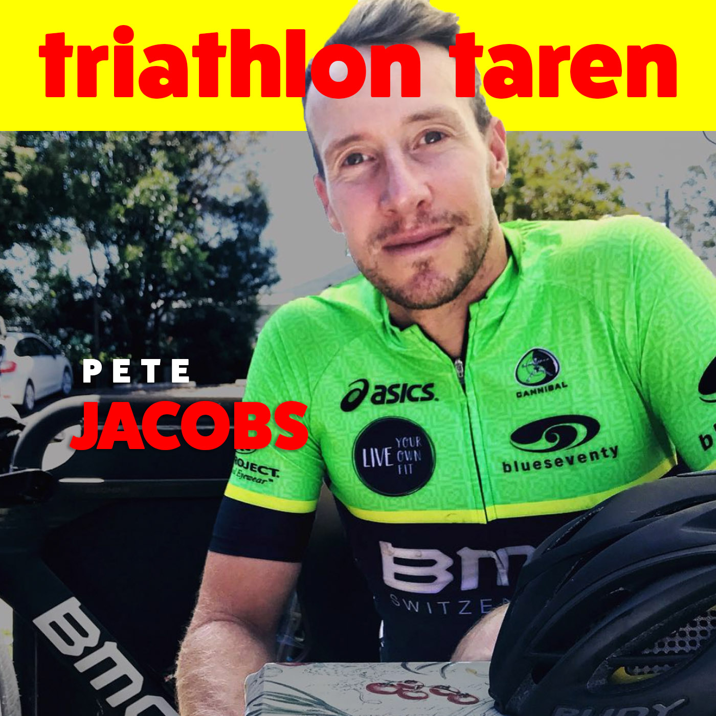 Triathlon on a Carnivore Diet | Pete Jacobs Eats Brains