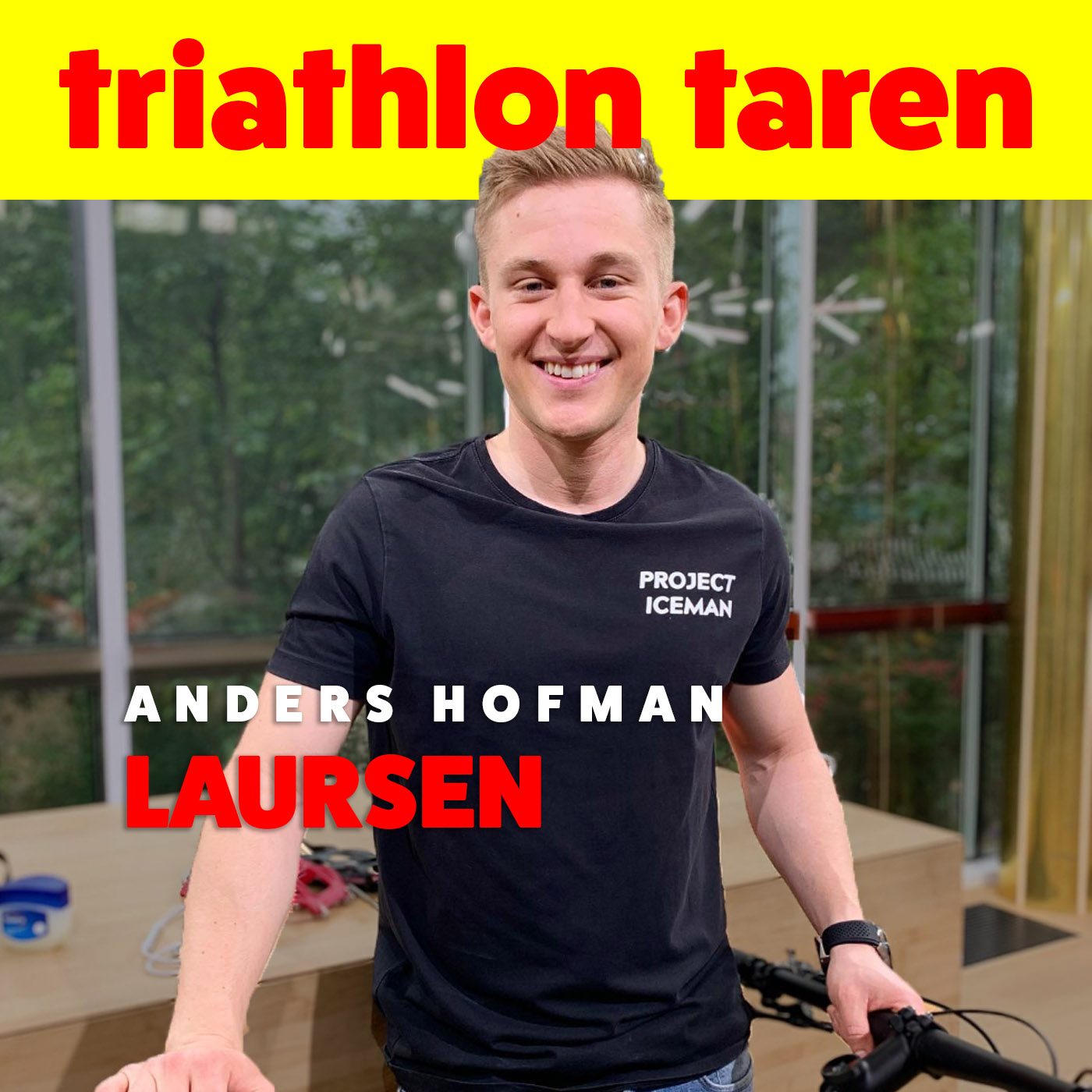 "Doing an Ironman on Antarctica with Anders ""The Iceman"" Hofman Laursen"