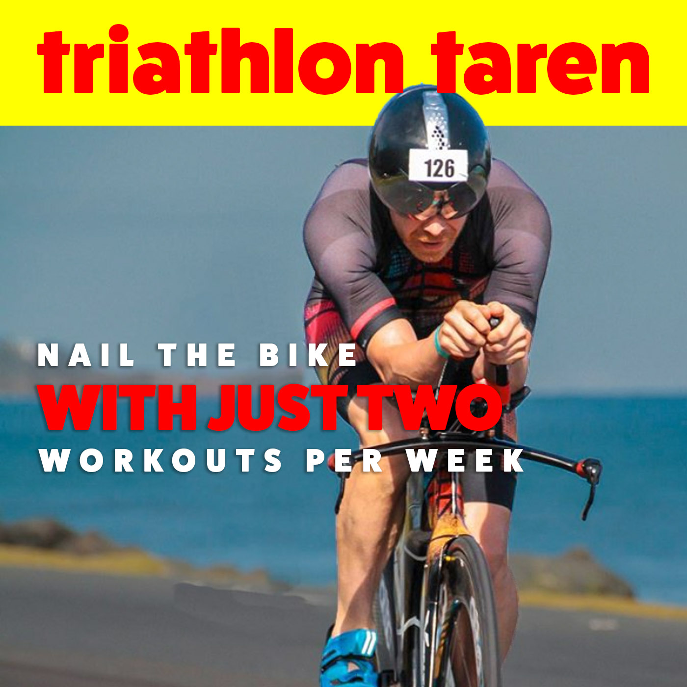 Nail the Triathlon Bike with just two workouts a week