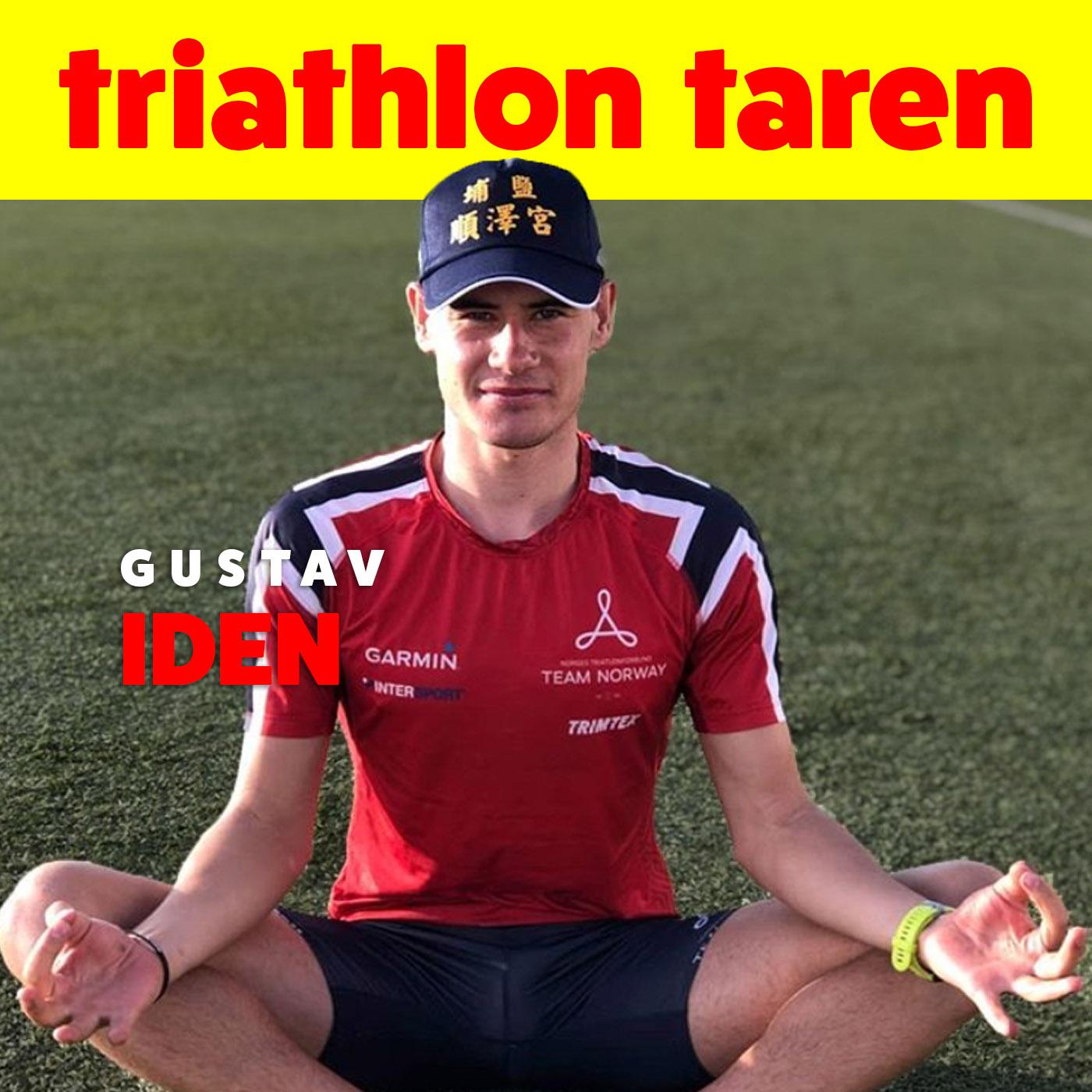 2019 70.3 World Champion Gustav Iden: Lost Nutrition, Borrowed Wheels, Taiwan Hats