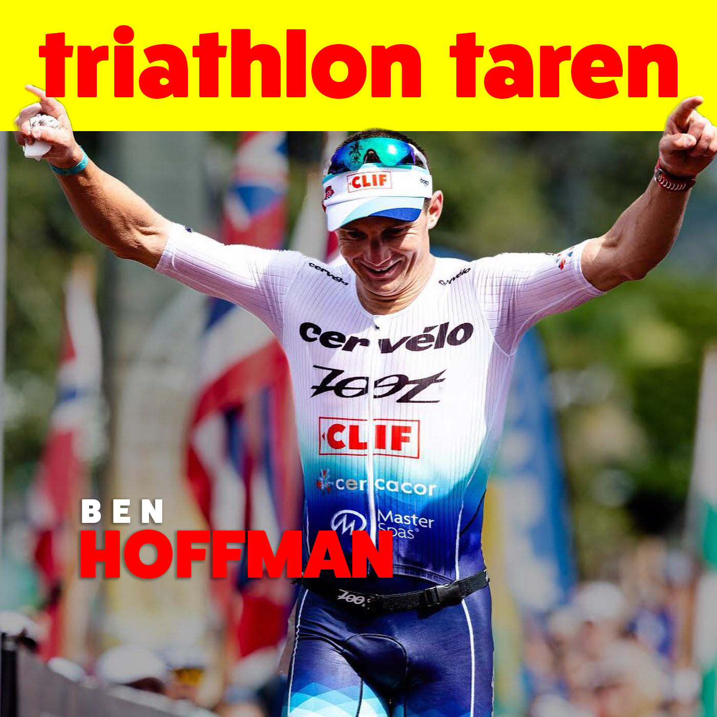 Ben Hoffman Has A New Outlook On His Triathlon Life